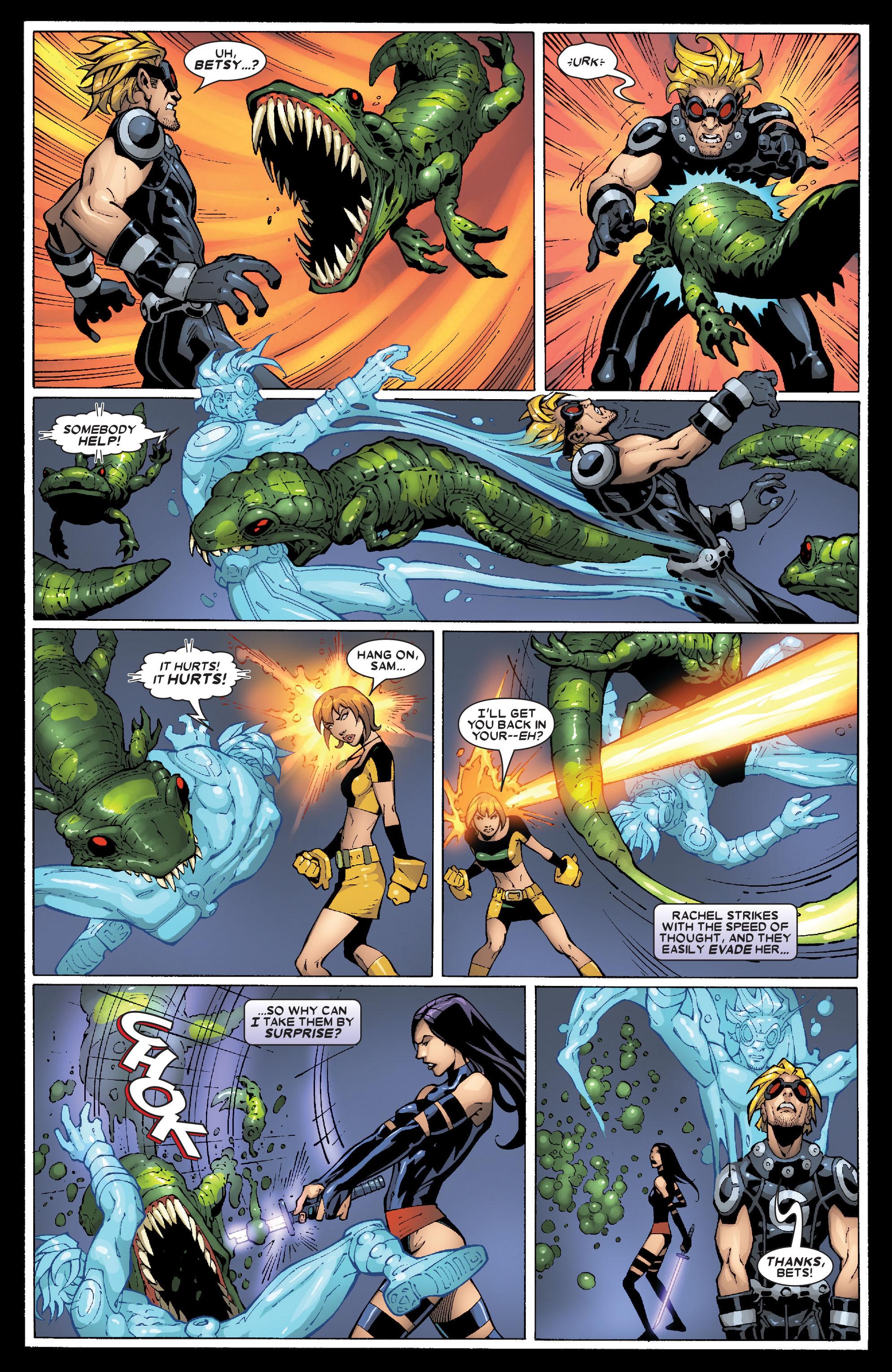 Uncanny X-Men (1963) 473 Page 12