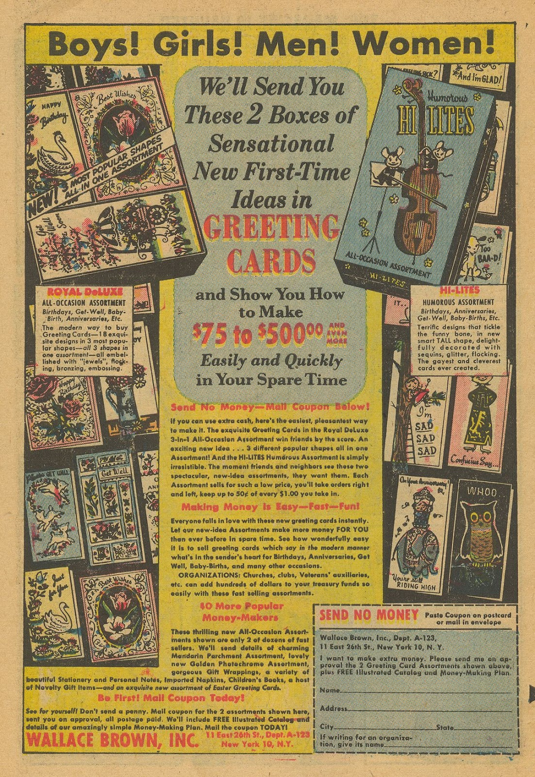 Read online This Magazine Is Haunted comic -  Issue #12 - 6