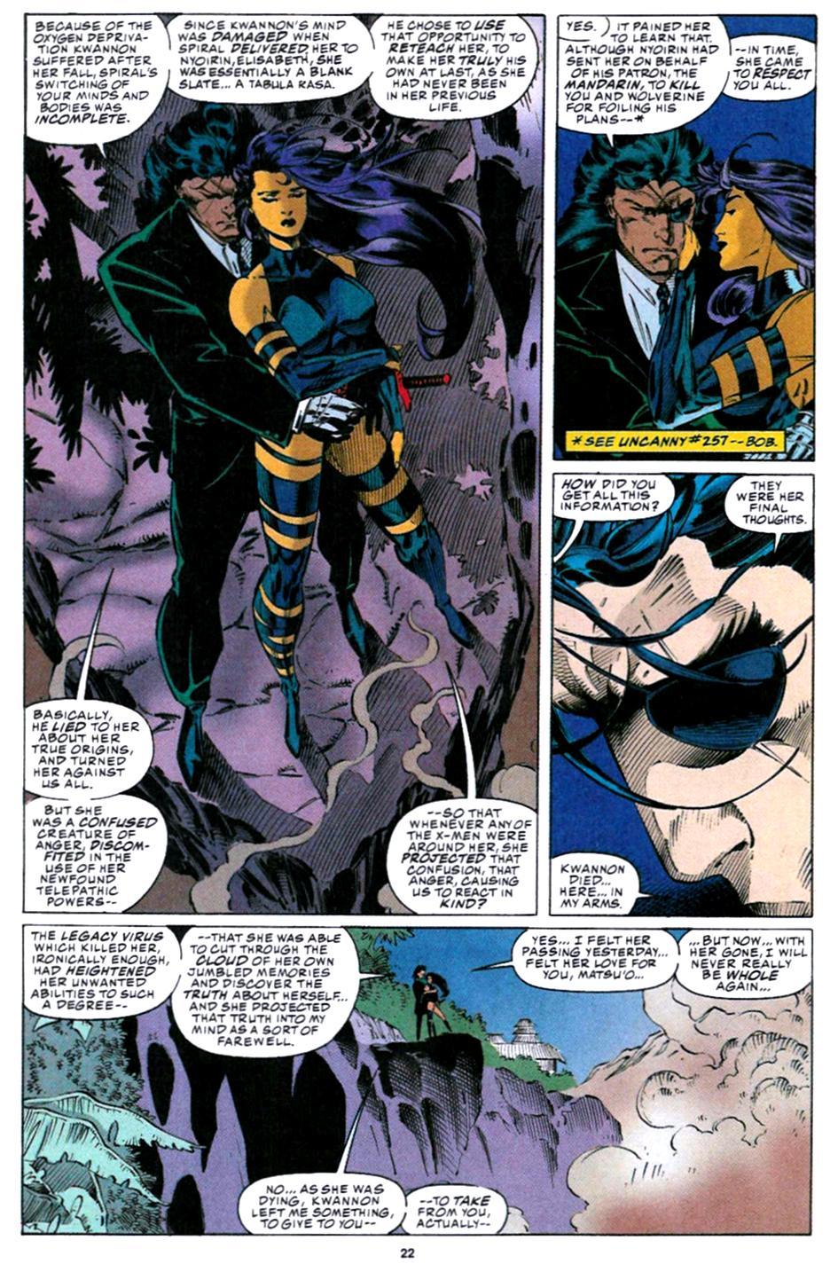 X-Men (1991) 32 Page 15