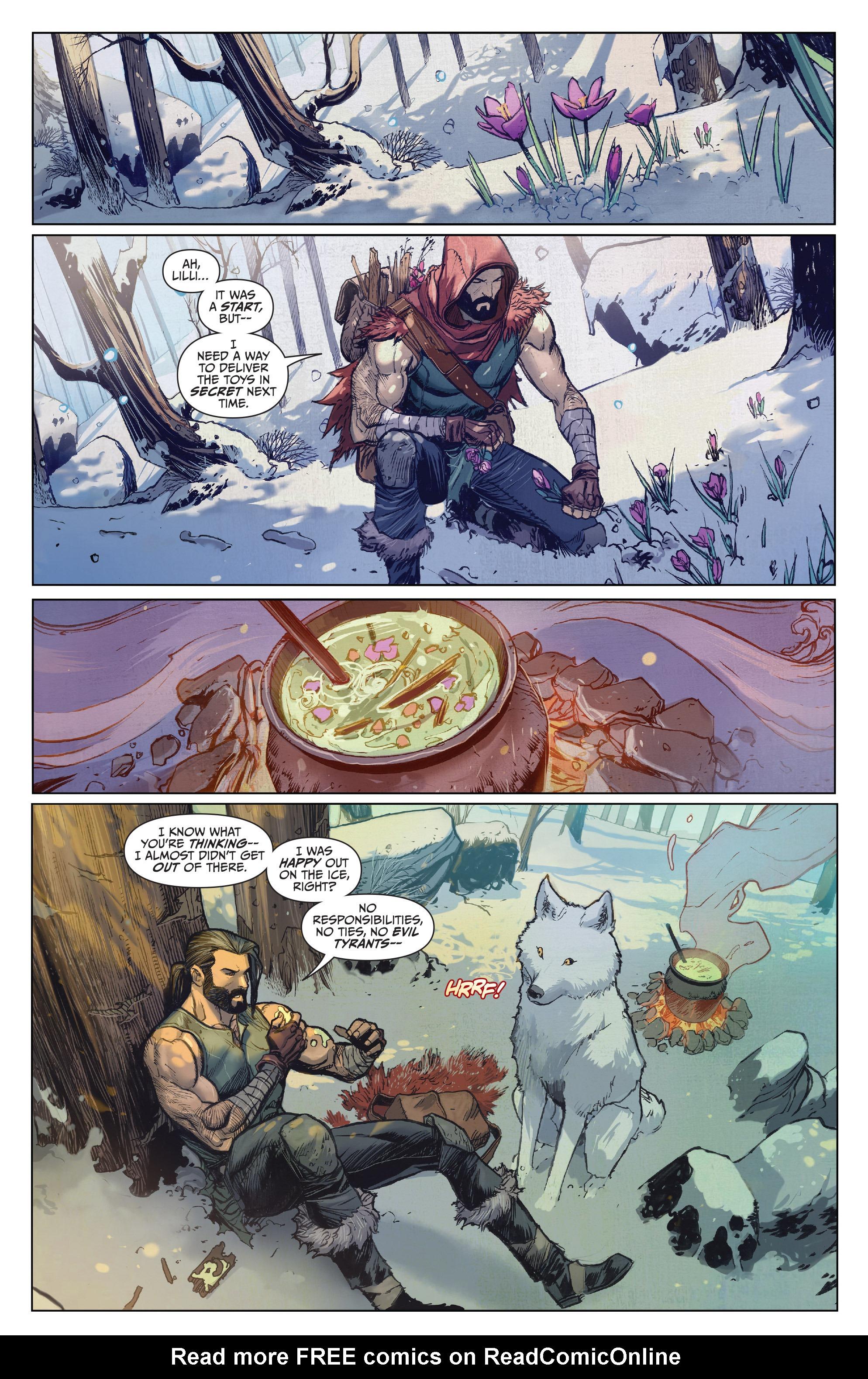 Read online Klaus comic -  Issue #3 - 13