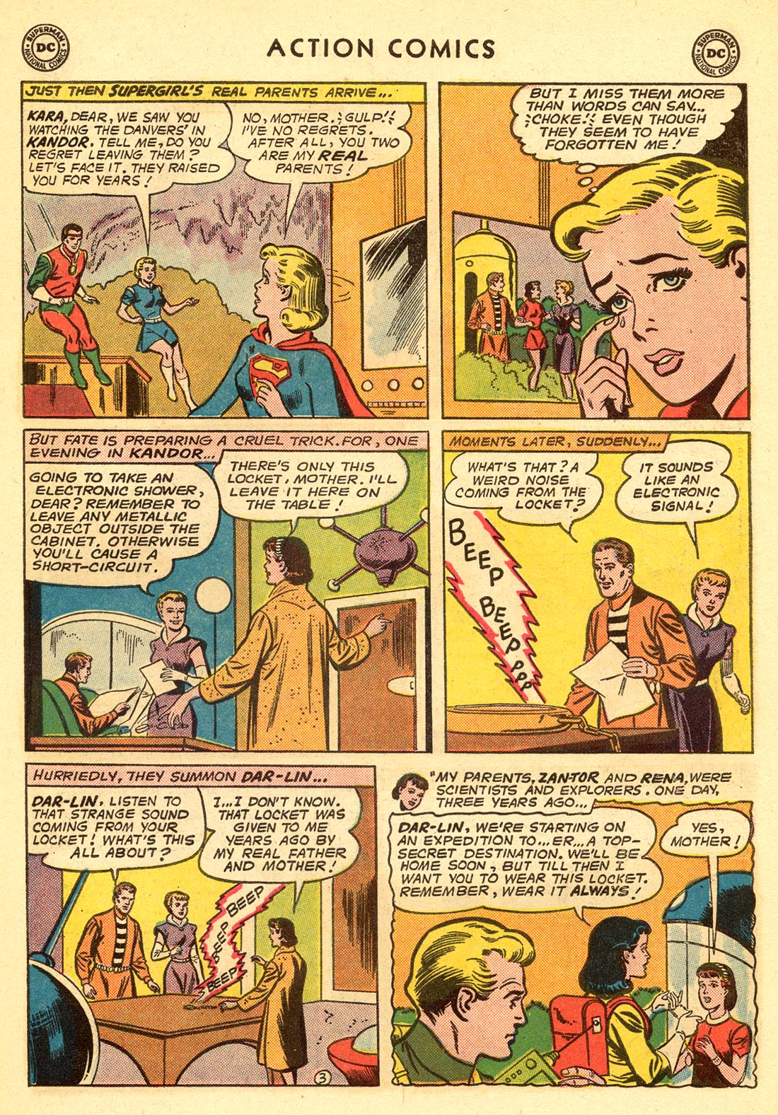 Read online Action Comics (1938) comic -  Issue #315 - 23