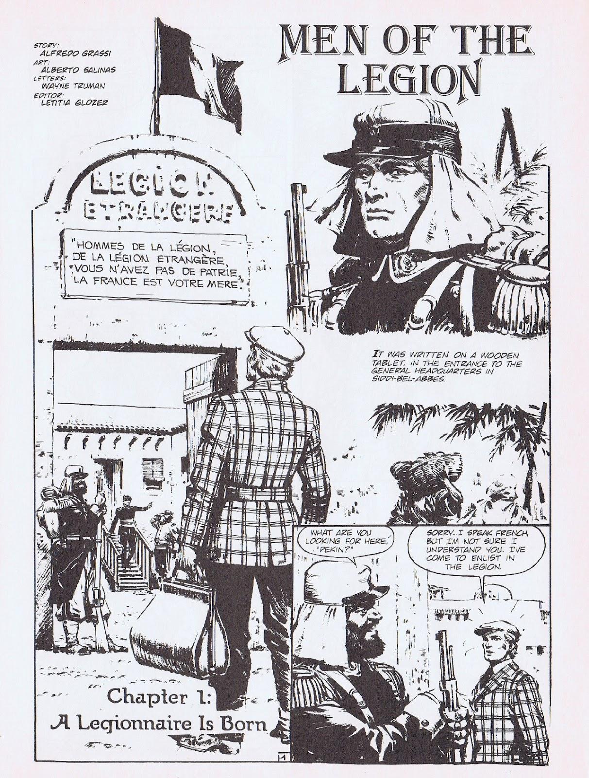Read online Merchants of Death comic -  Issue #3 - 3