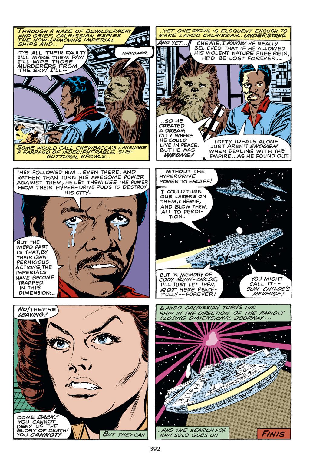 Read online Star Wars Omnibus comic -  Issue # Vol. 14 - 388