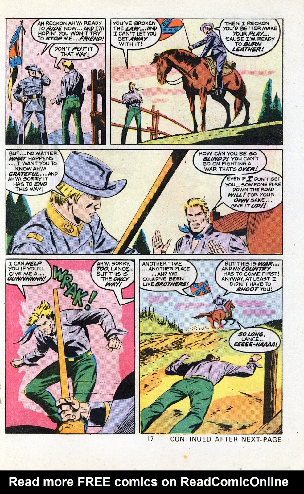 The Outlaw Kid (1970) issue 30 - Page 19