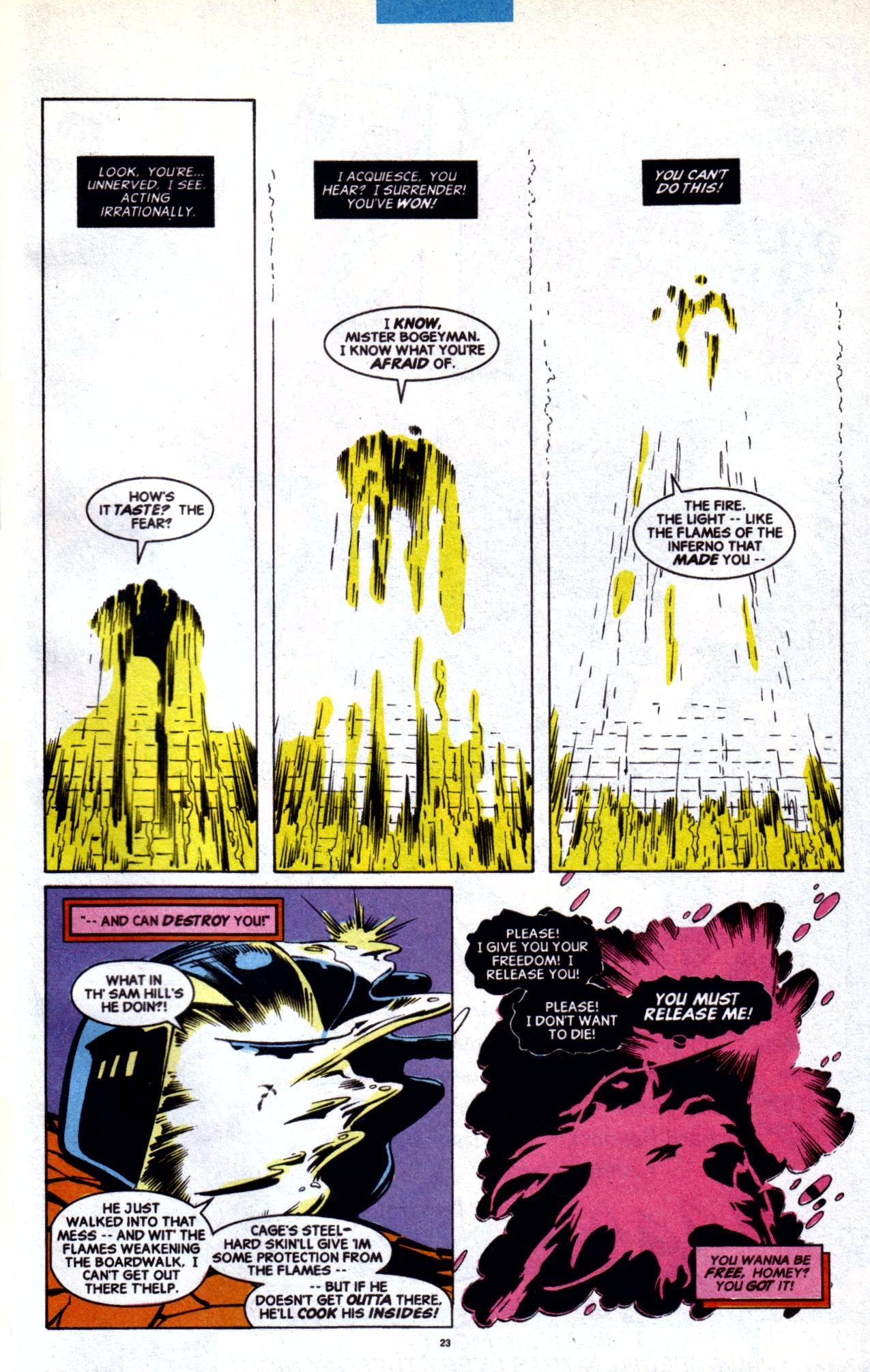 Cage (1992) issue 20 - Page 18