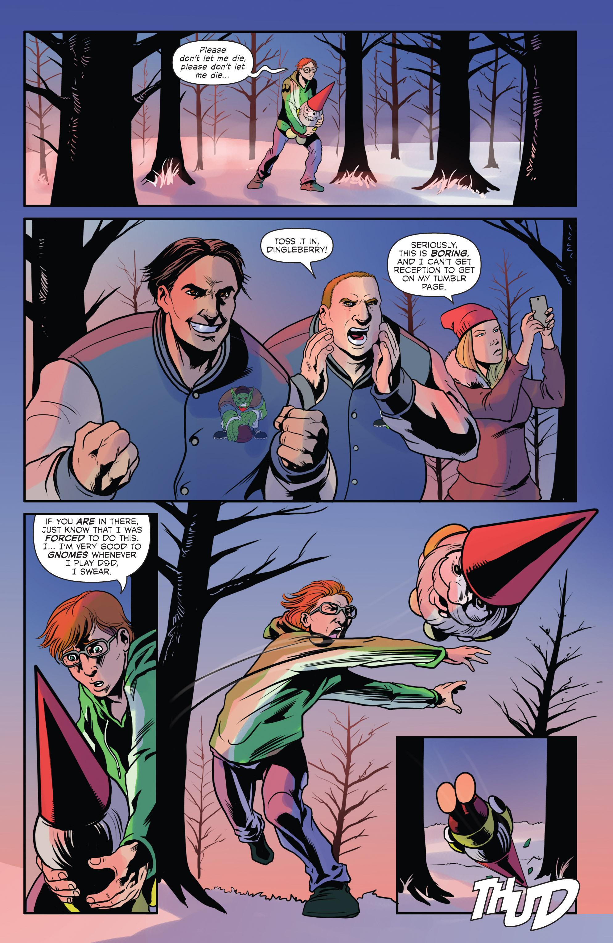 Read online Hoax Hunters (2012) comic -  Issue # TPB 2 - 6