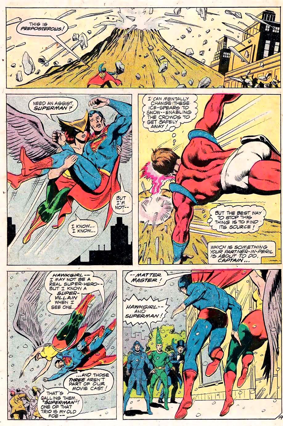 Read online Secret Society of Super-Villains comic -  Issue #7 - 15