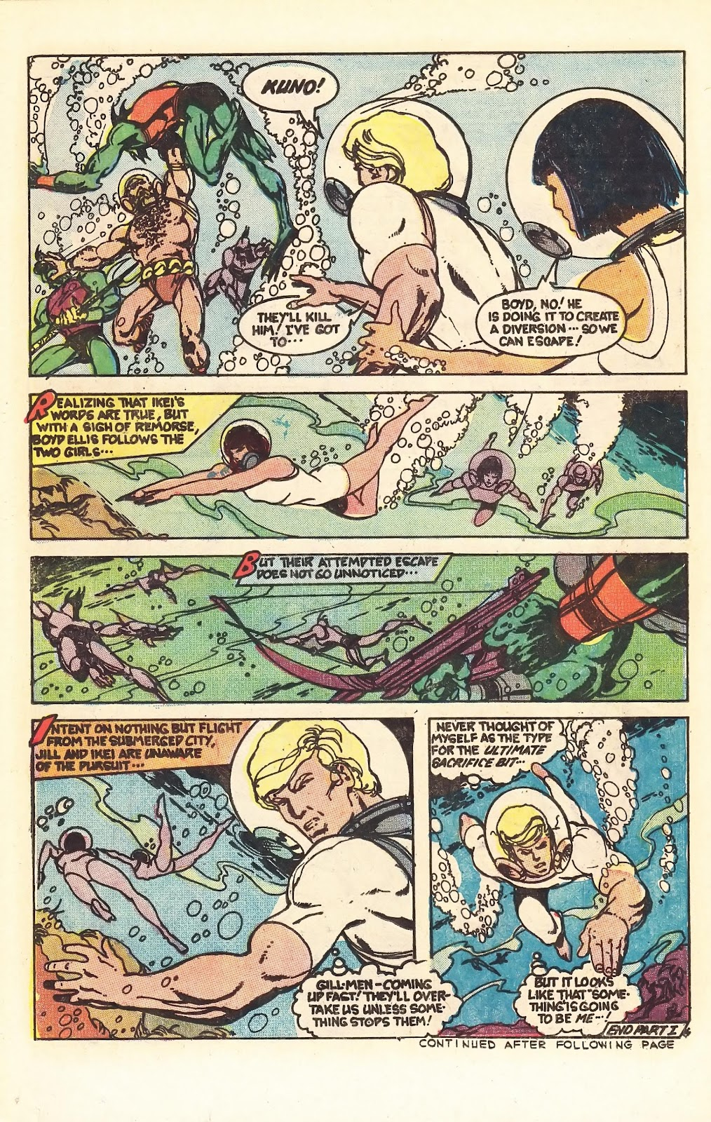 Read online Doomsday   1 (1975) comic -  Issue #4 - 16