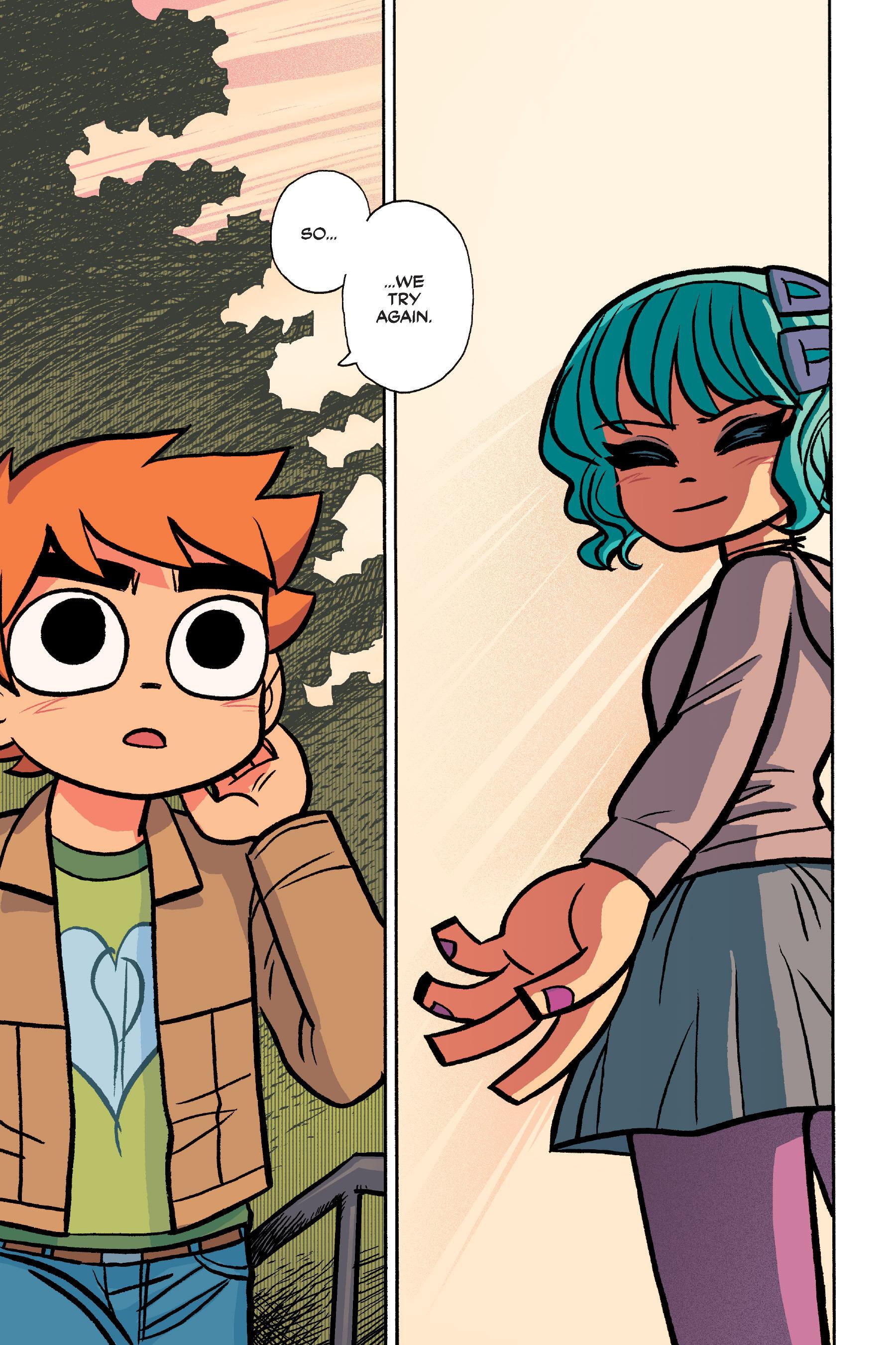 Read online Scott Pilgrim comic -  Issue #6 - 238