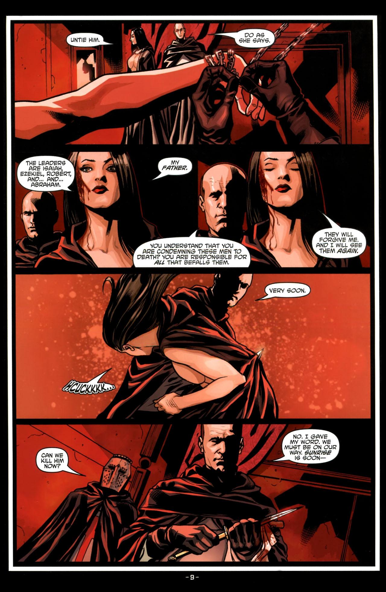 Read online True Blood (2010) comic -  Issue #3 - 11