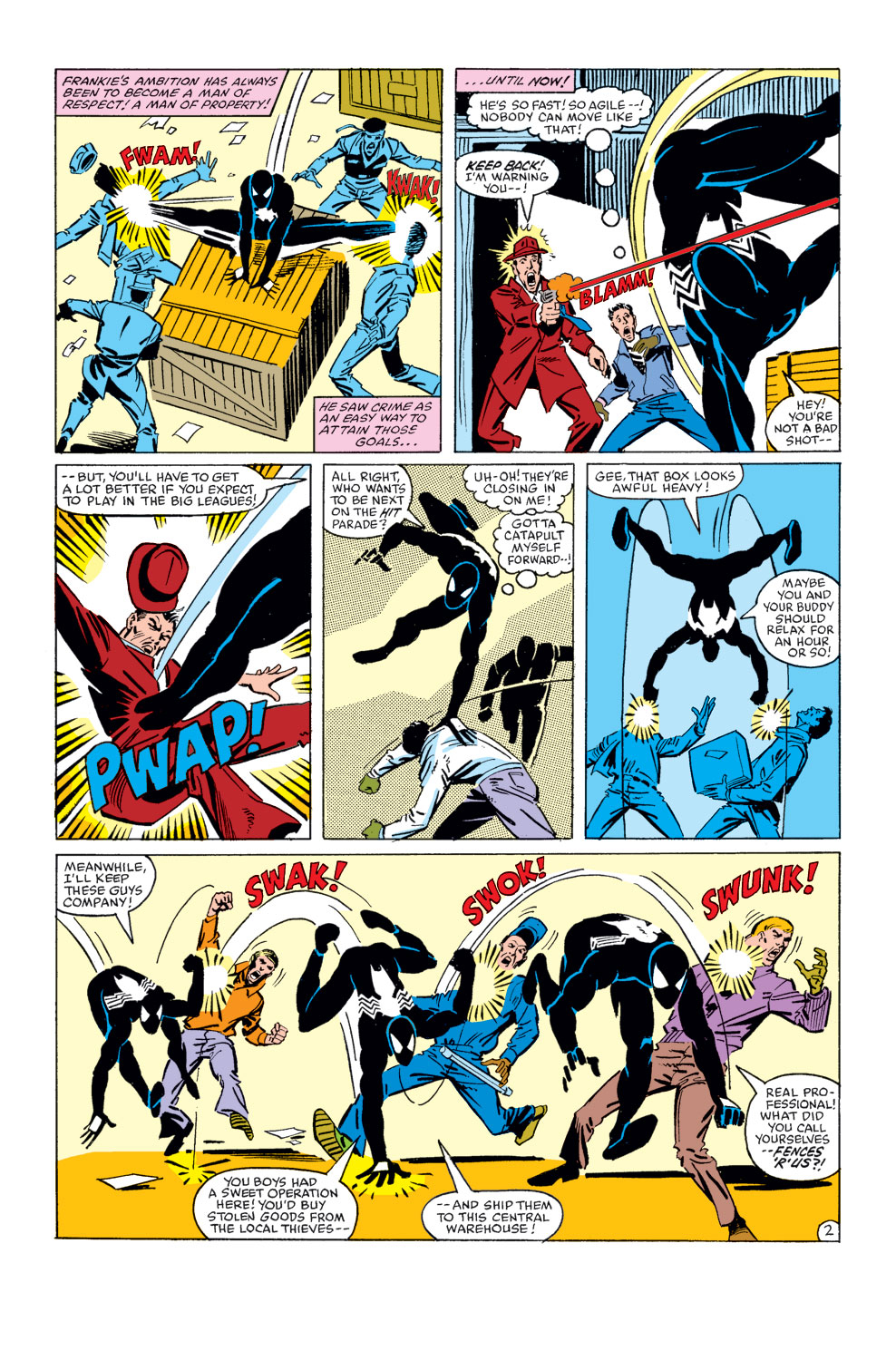 The Amazing Spider-Man (1963) 256 Page 2