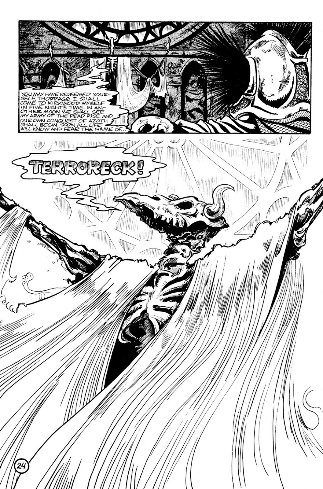 The Realm (1986) issue 9 - Page 26