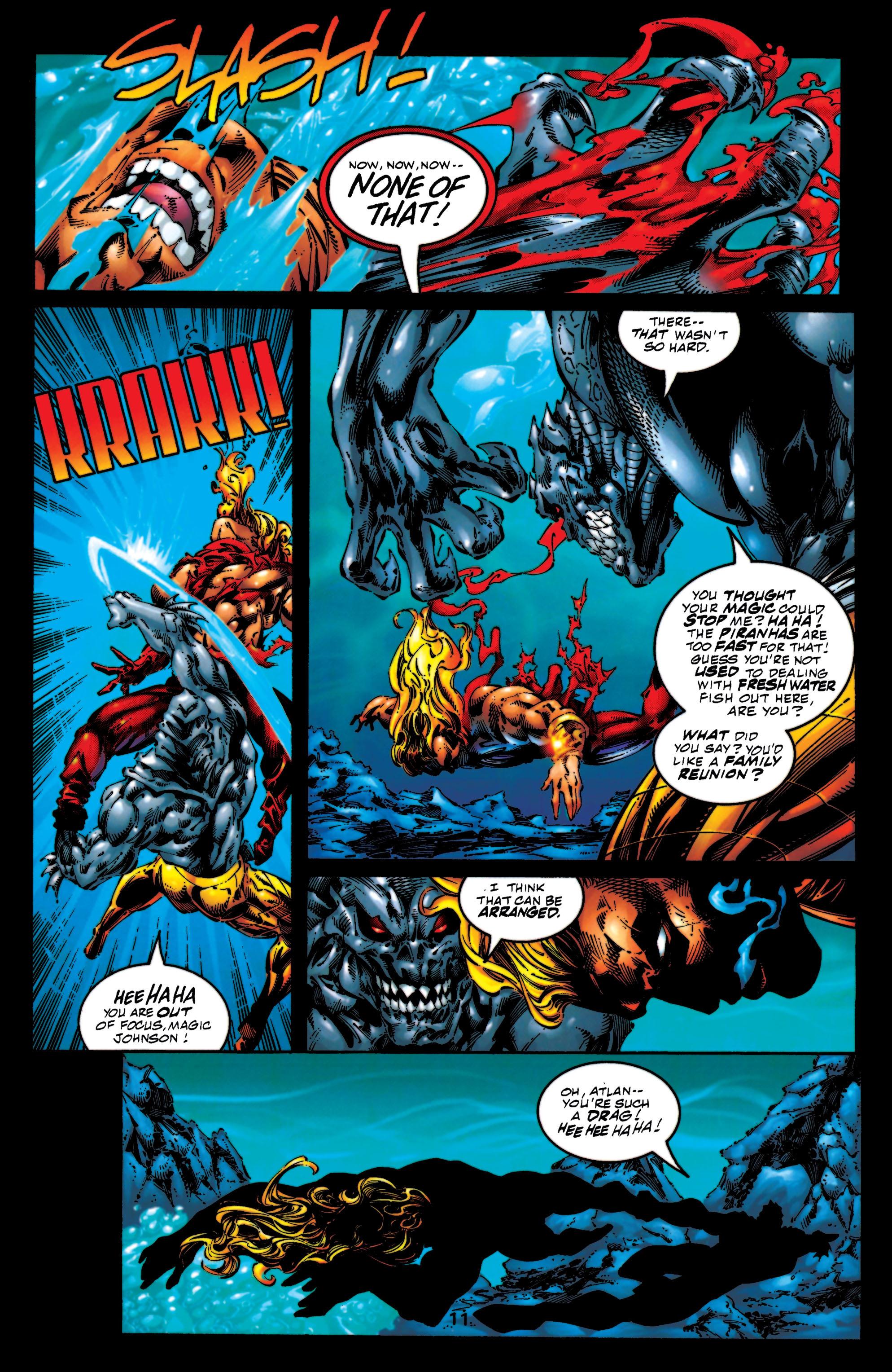 Read online Aquaman (1994) comic -  Issue #56 - 11