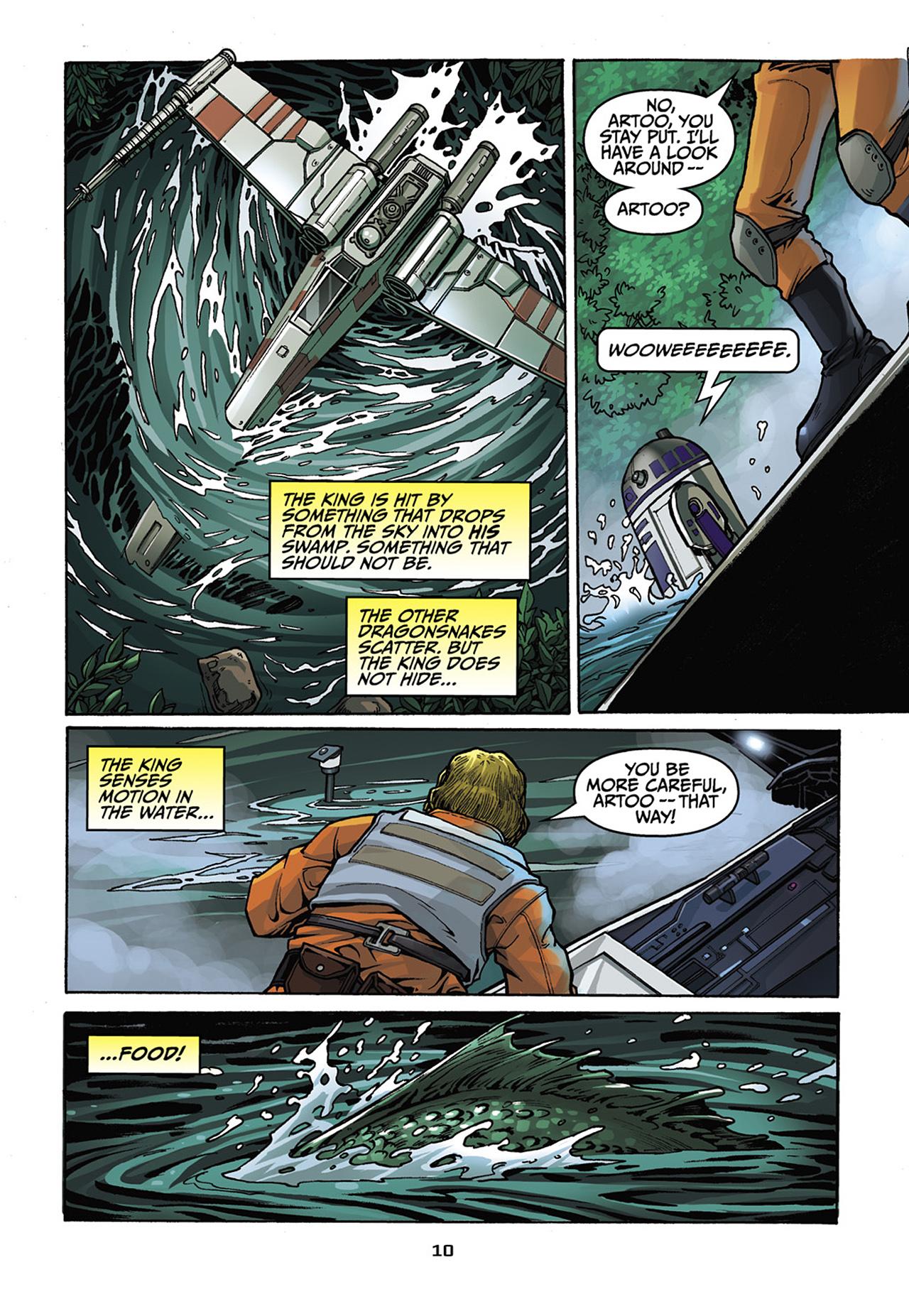 Read online Star Wars Omnibus comic -  Issue # Vol. 33 - 172