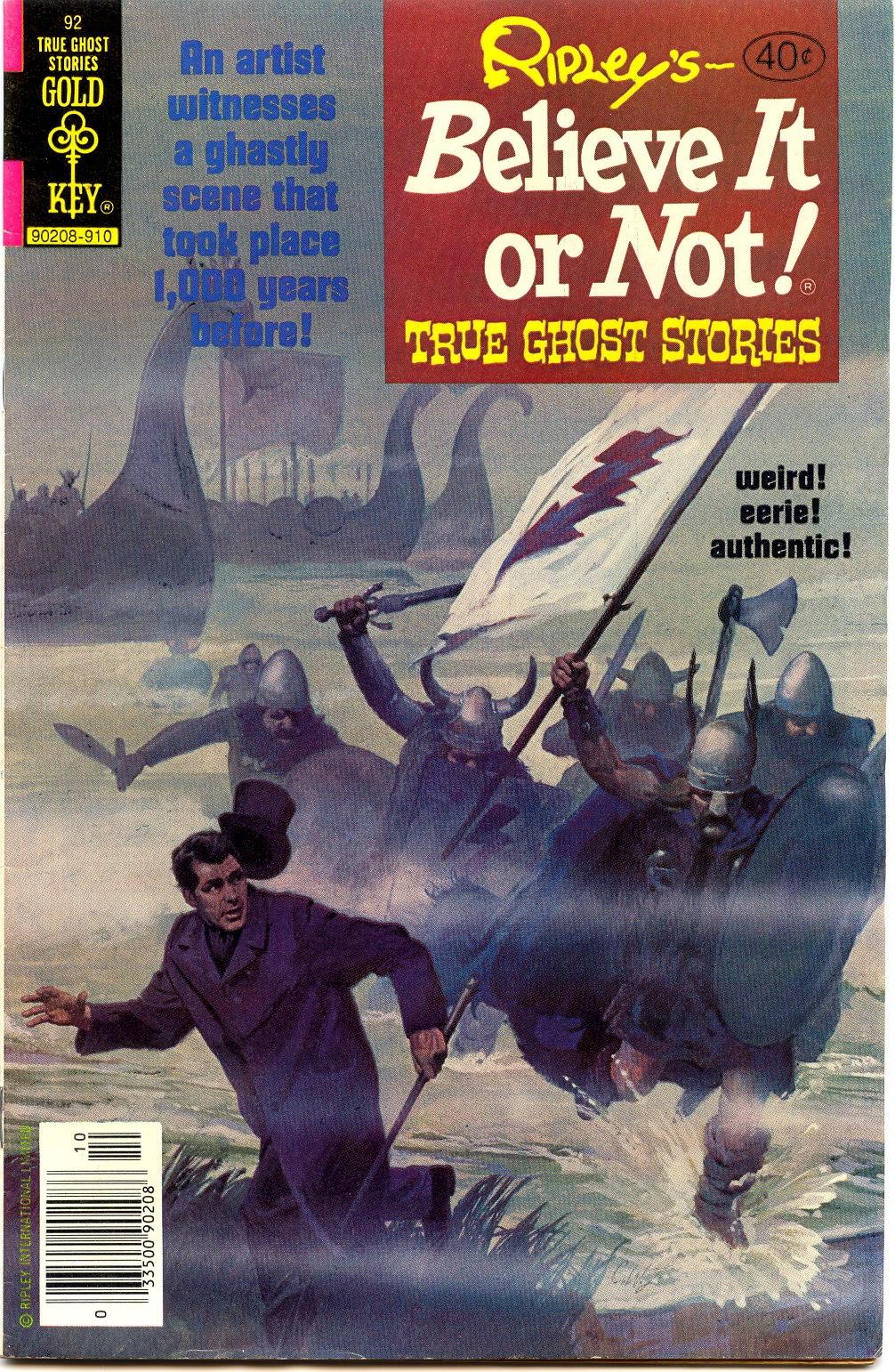 Ripleys Believe it or Not! (1965) 92 Page 1