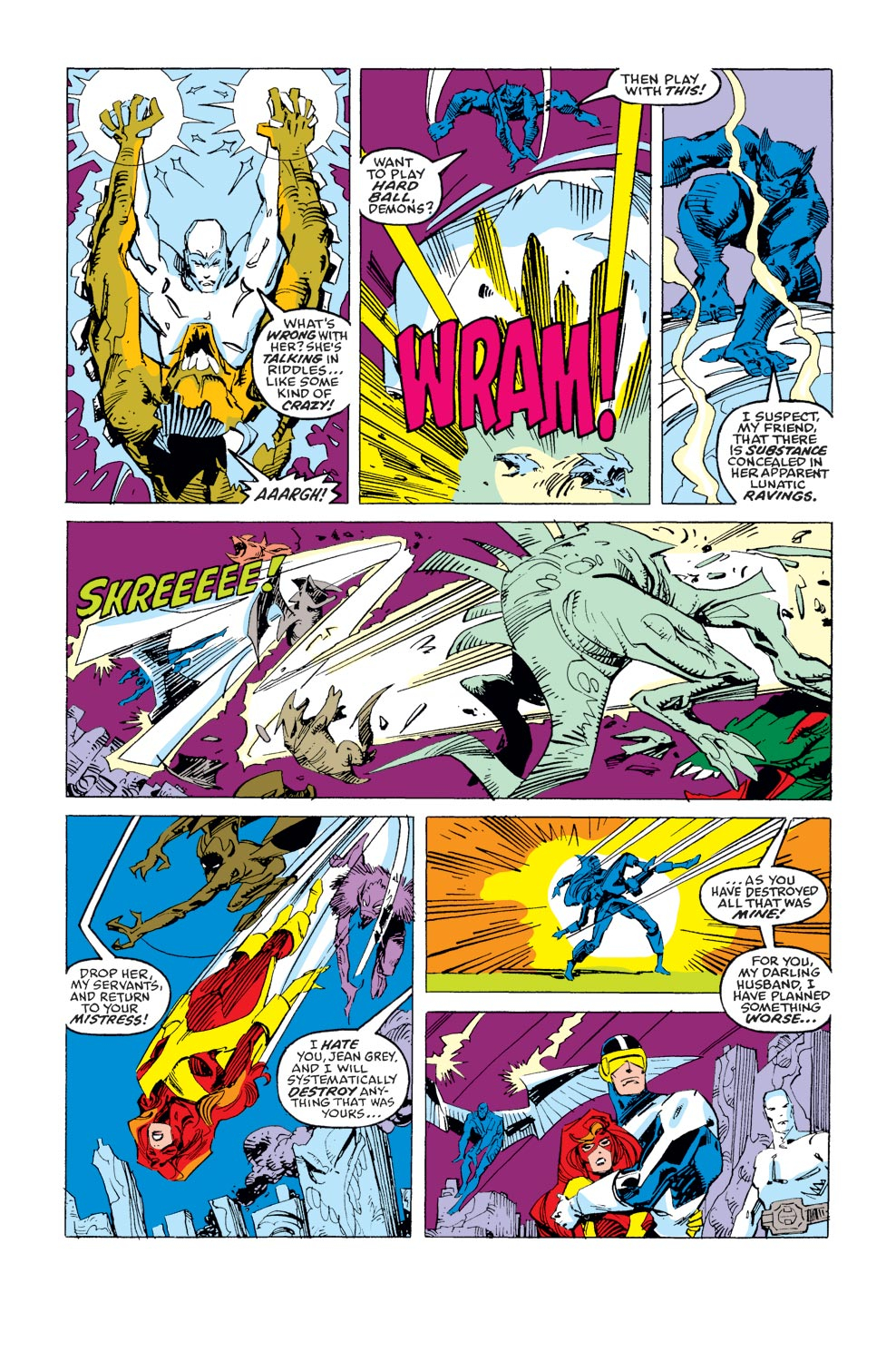 Read online X-Factor (1986) comic -  Issue #37 - 19