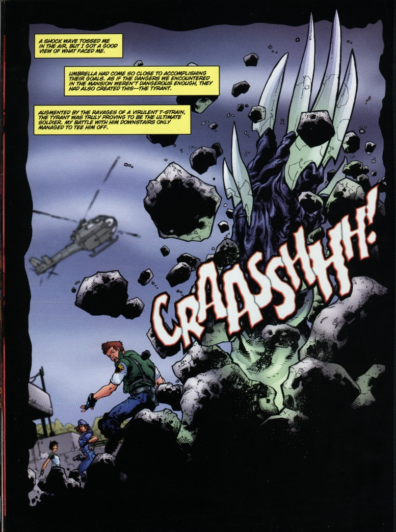 Resident Evil (1998) Issue #1 #1 - English 29