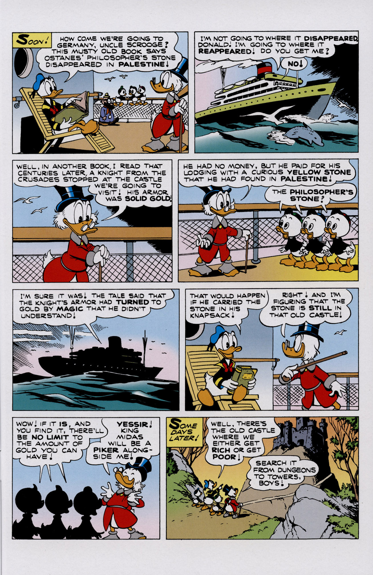 Read online Uncle Scrooge (1953) comic -  Issue #402 - 5