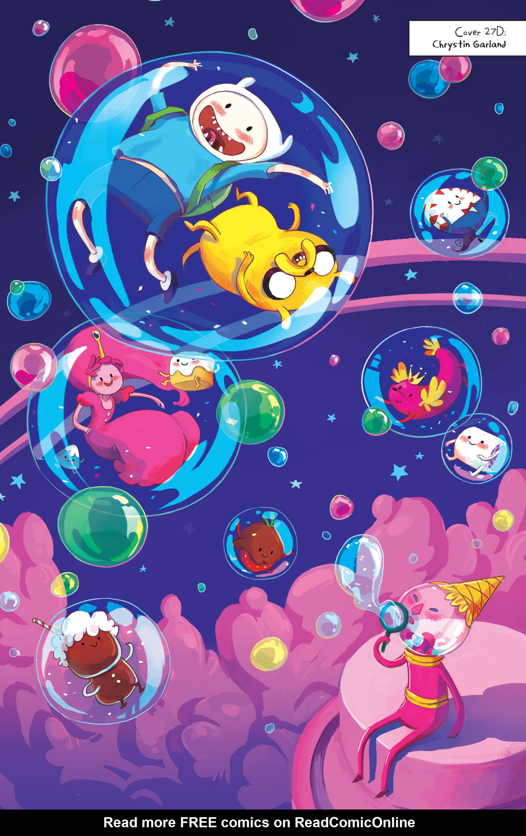 Read online Adventure Time comic -  Issue #Adventure Time _TPB 6 - 117