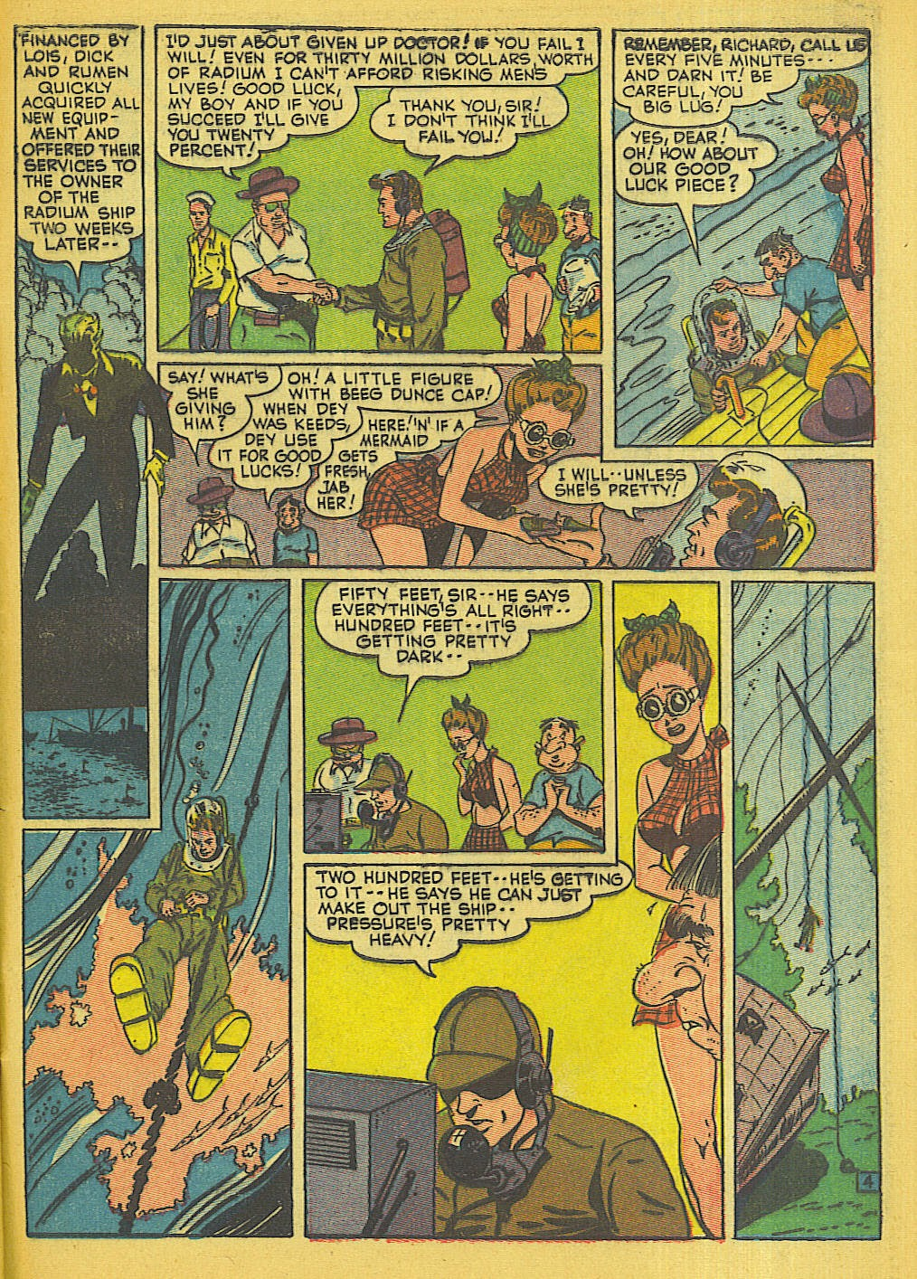 Green Hornet Comics issue 32 - Page 42