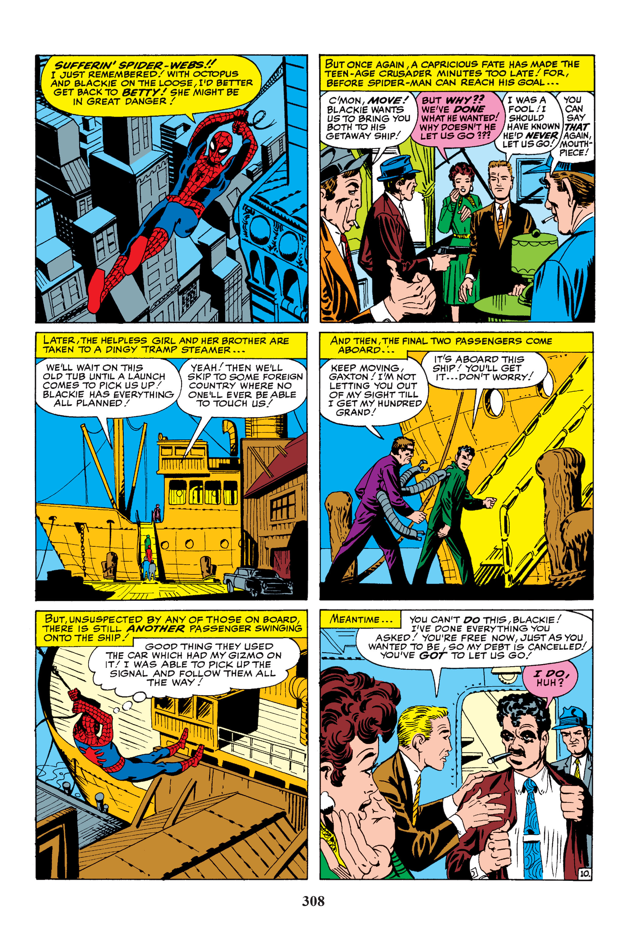 The Amazing Spider-Man (1963) 11 Page 10