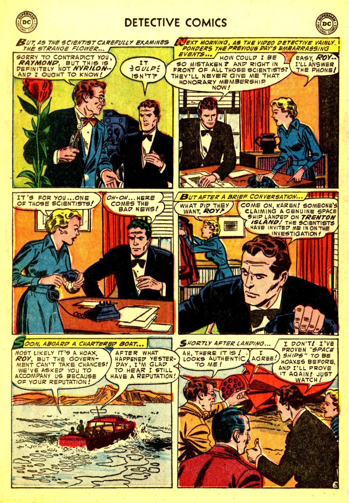 Read online Detective Comics (1937) comic -  Issue #211 - 19