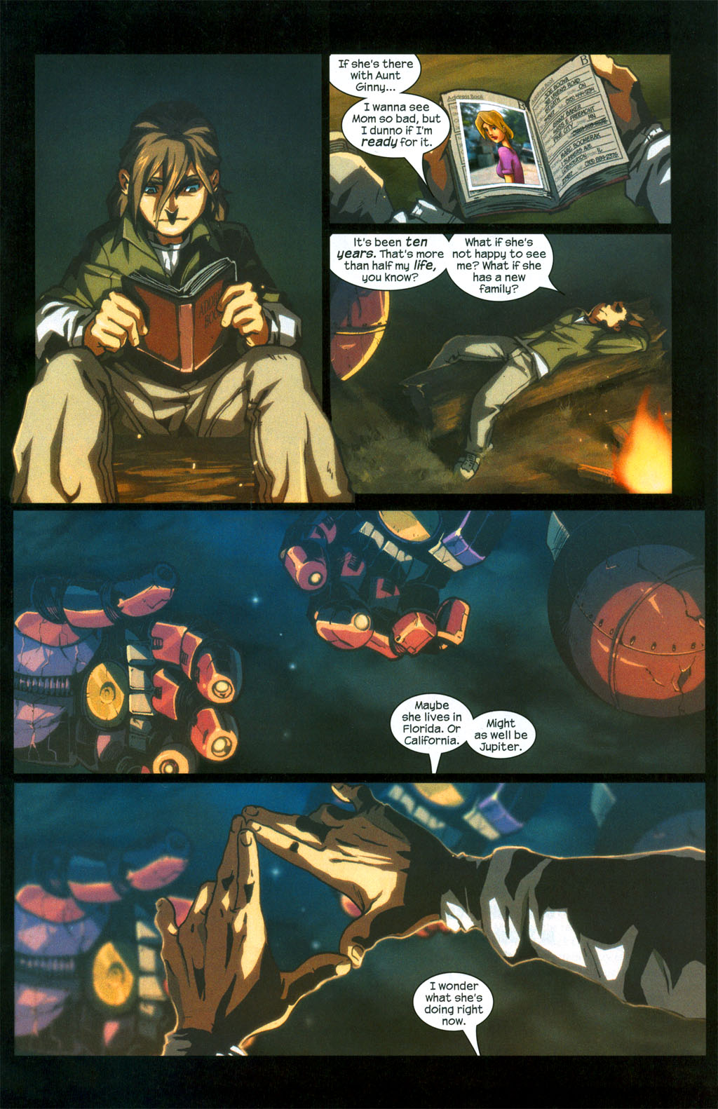 Read online Sentinel (2006) comic -  Issue #1 - 17