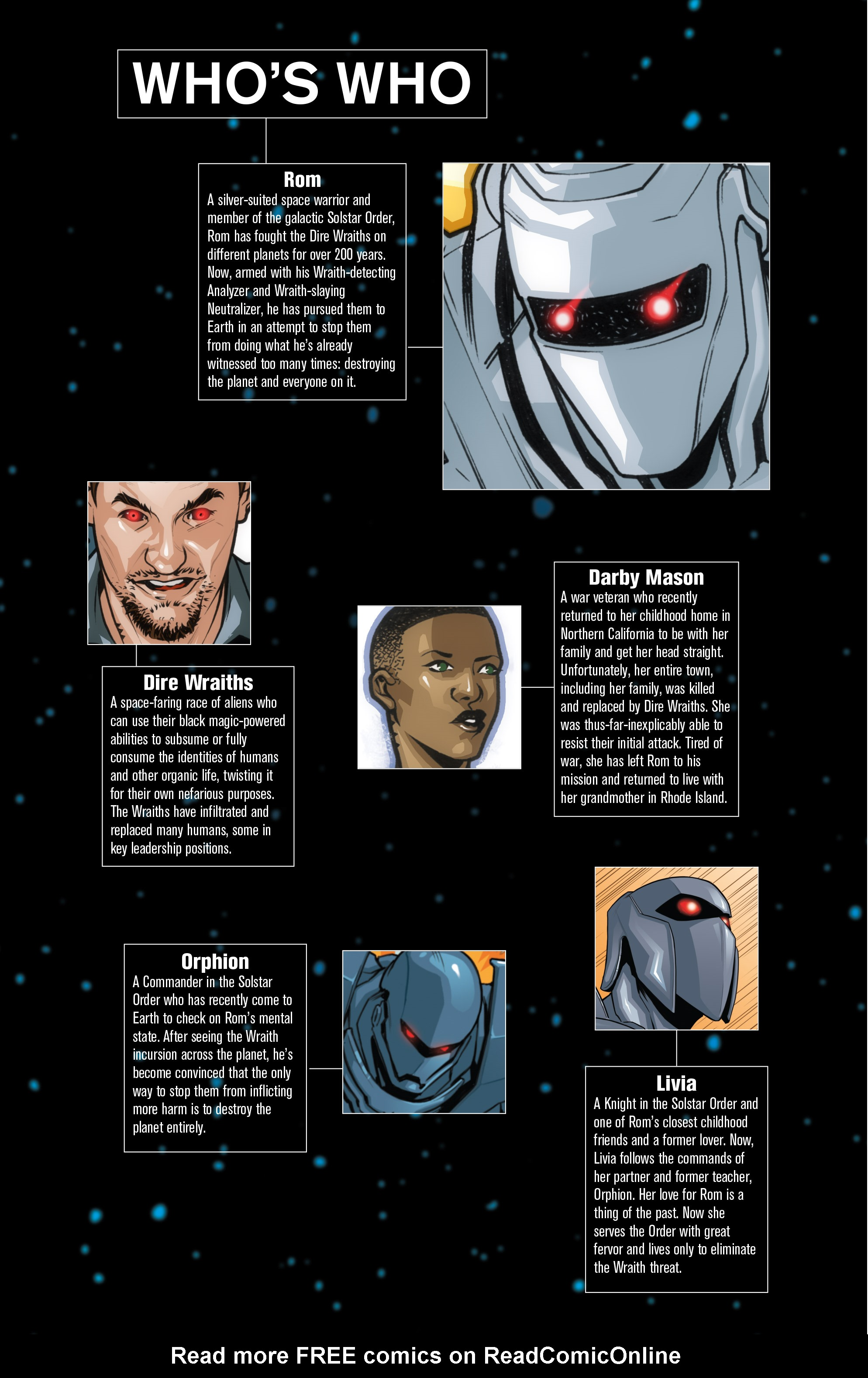 Read online ROM (2016) comic -  Issue #11 - 4