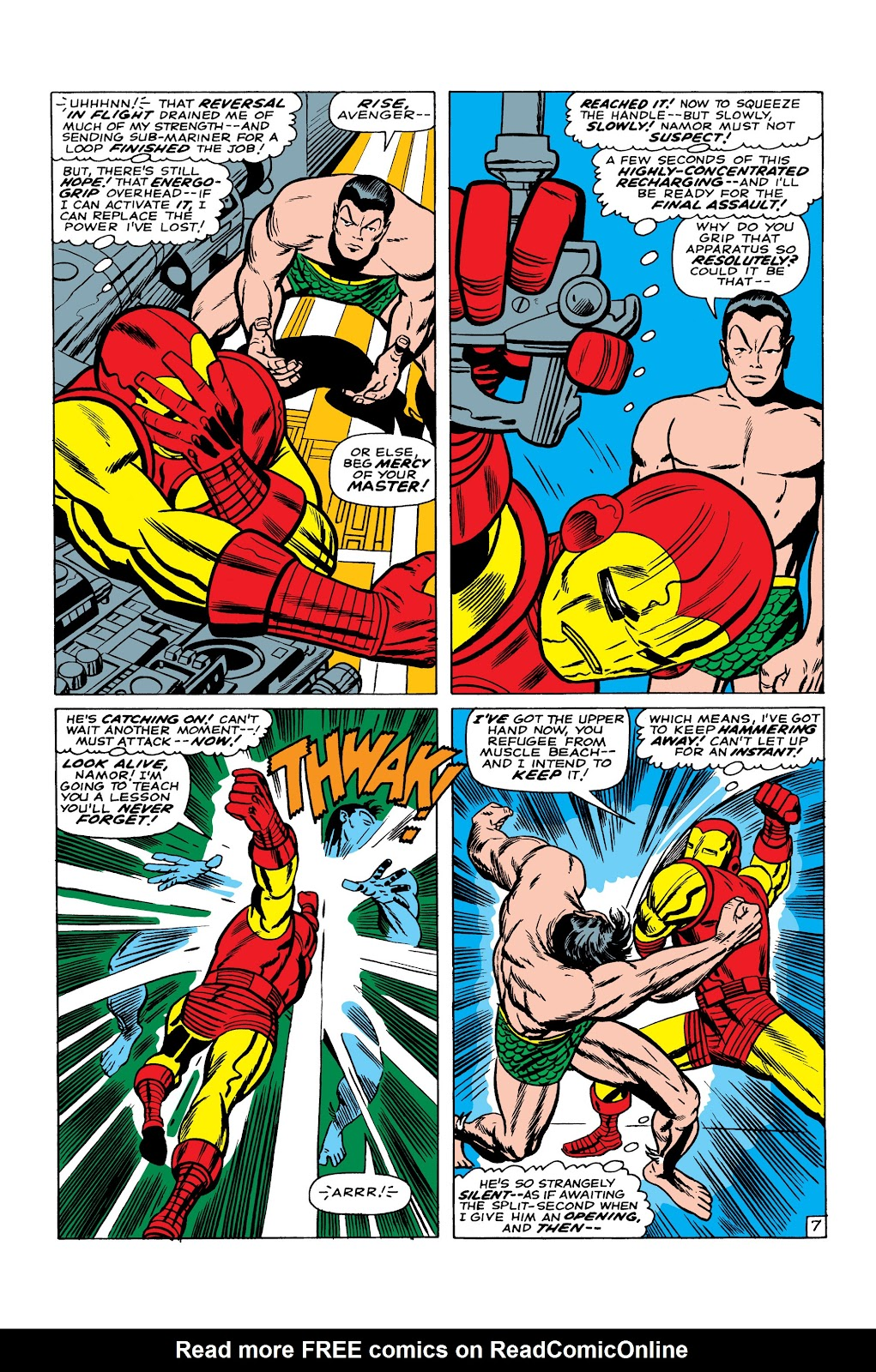 Read online Marvel Masterworks: The Invincible Iron Man comic -  Issue # TPB 3 (Part 5) - 24
