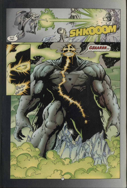 Read online Godwheel comic -  Issue #1 - 10