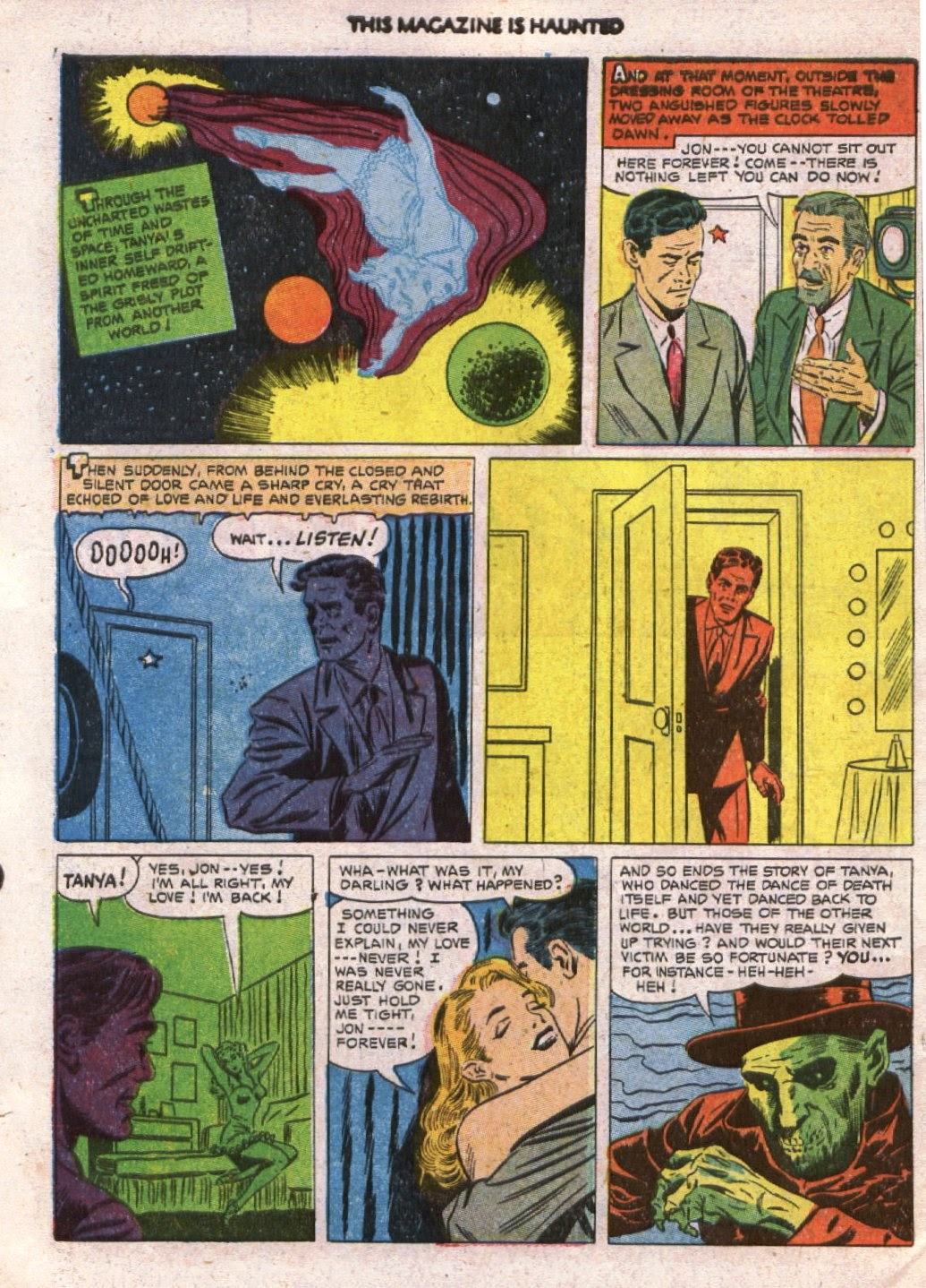 Read online This Magazine Is Haunted comic -  Issue #8 - 34