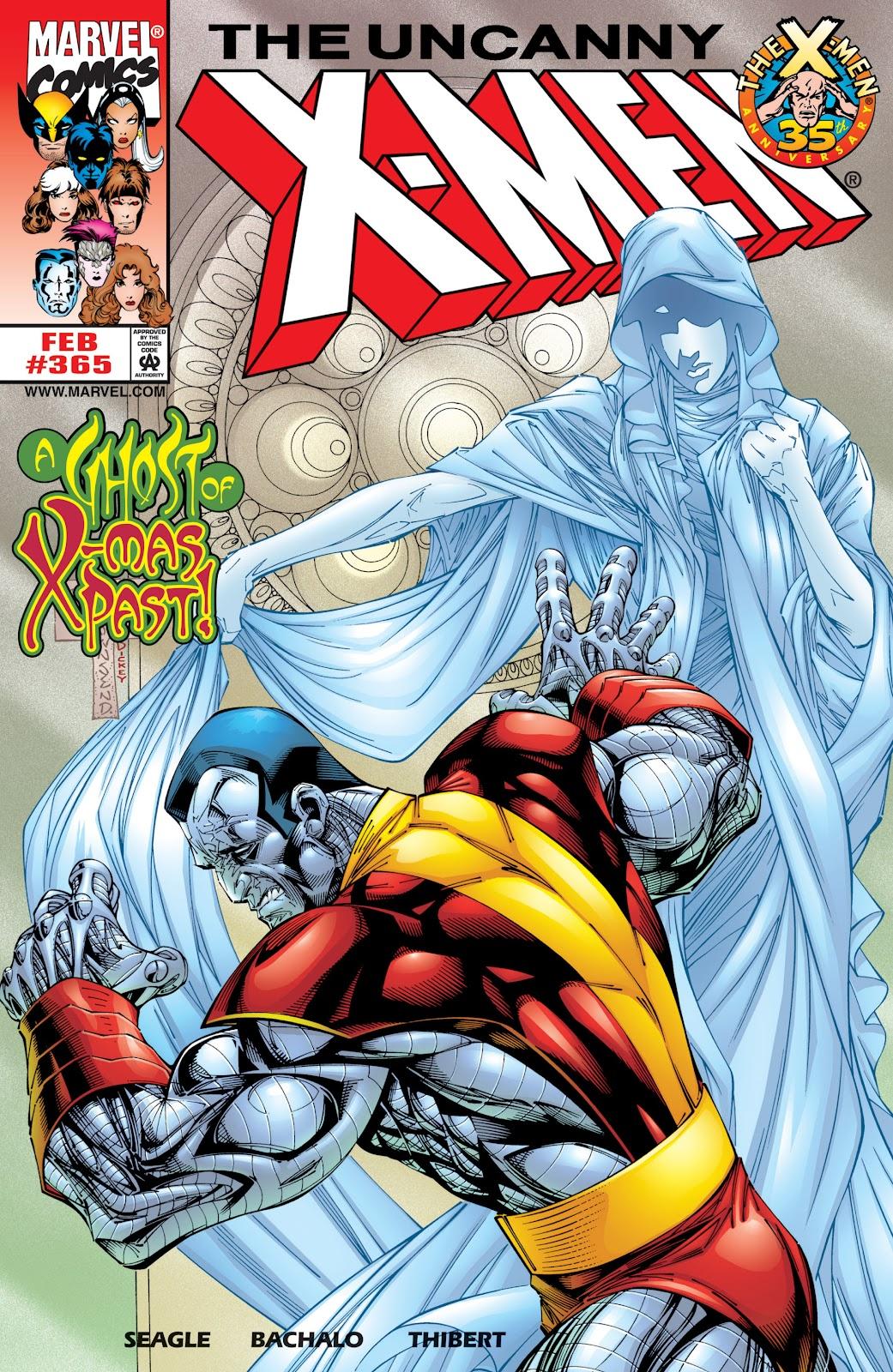 Uncanny X-Men (1963) 365 Page 1