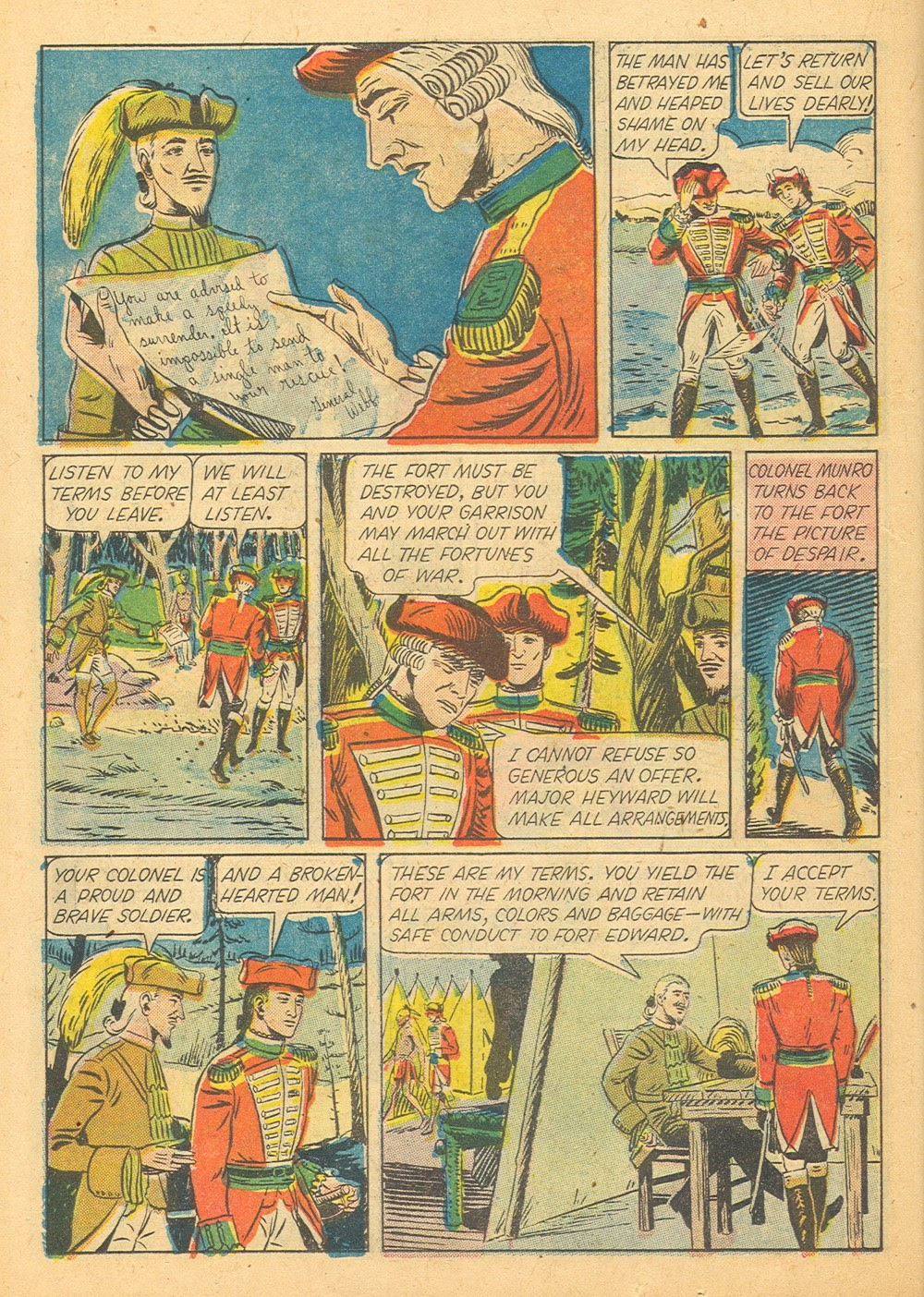Classics Illustrated issue 4 - Page 30