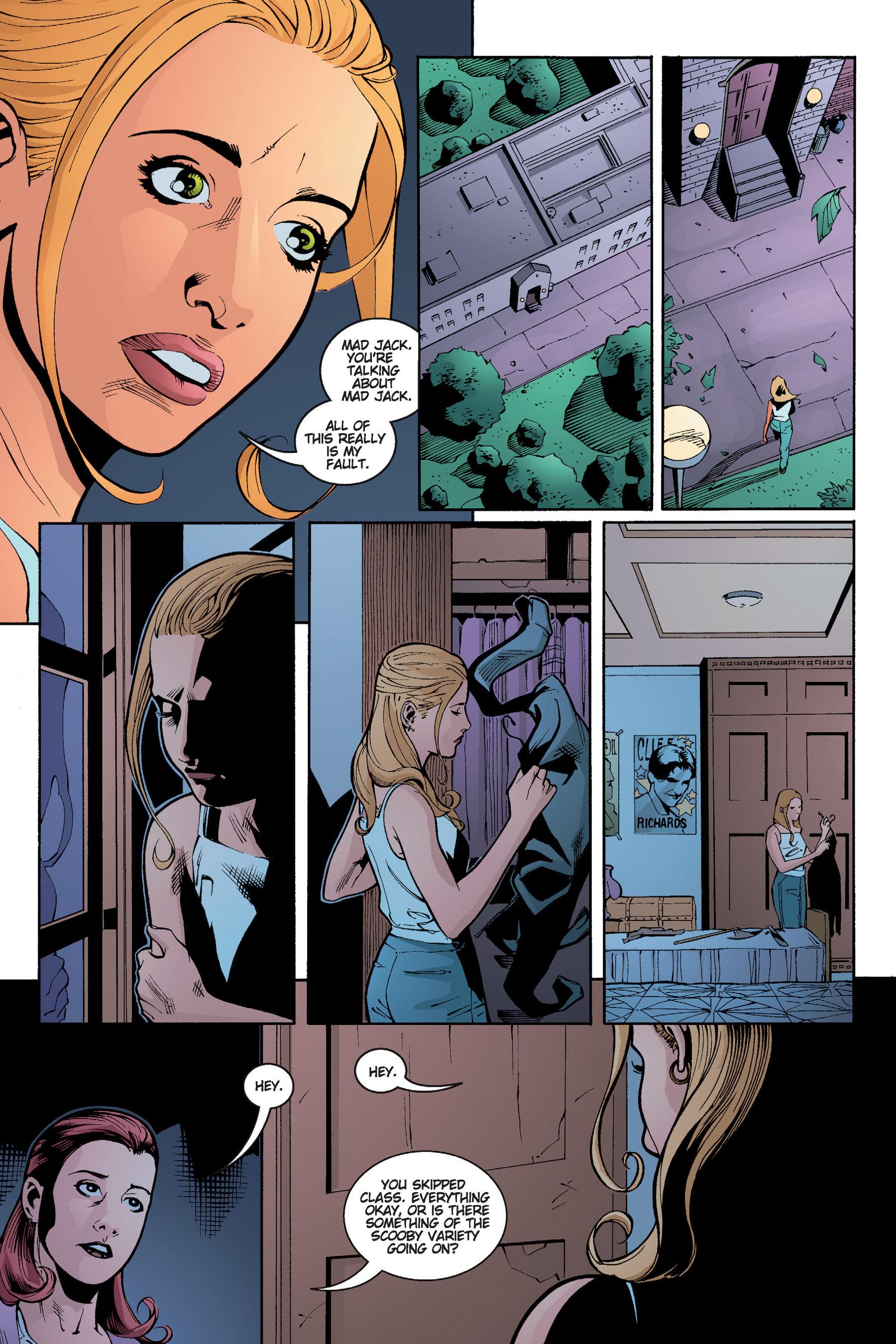 Read online Buffy the Vampire Slayer: Omnibus comic -  Issue # TPB 5 - 164