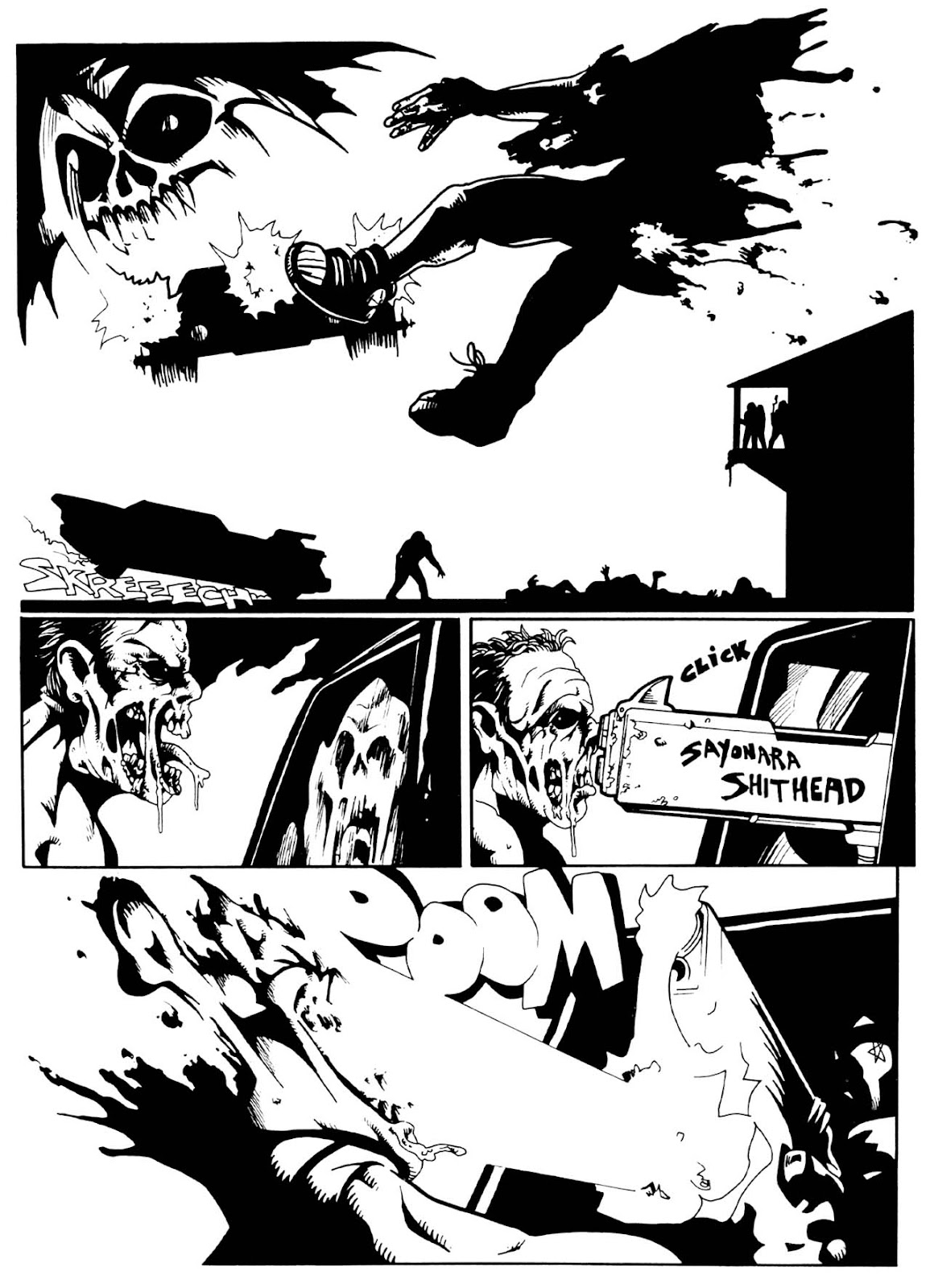 Read online Night of the Living Dead (1994) comic -  Issue #1 - 22