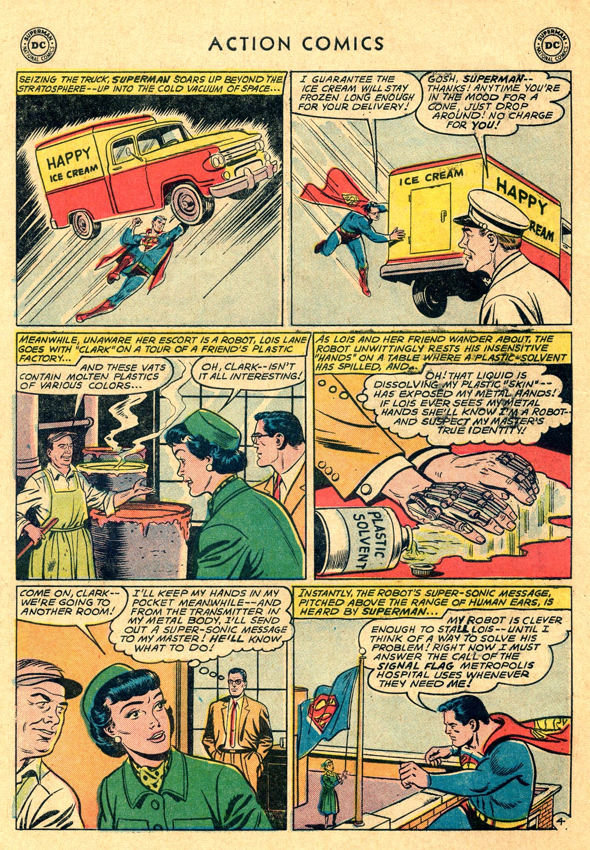 Action Comics (1938) 282 Page 5