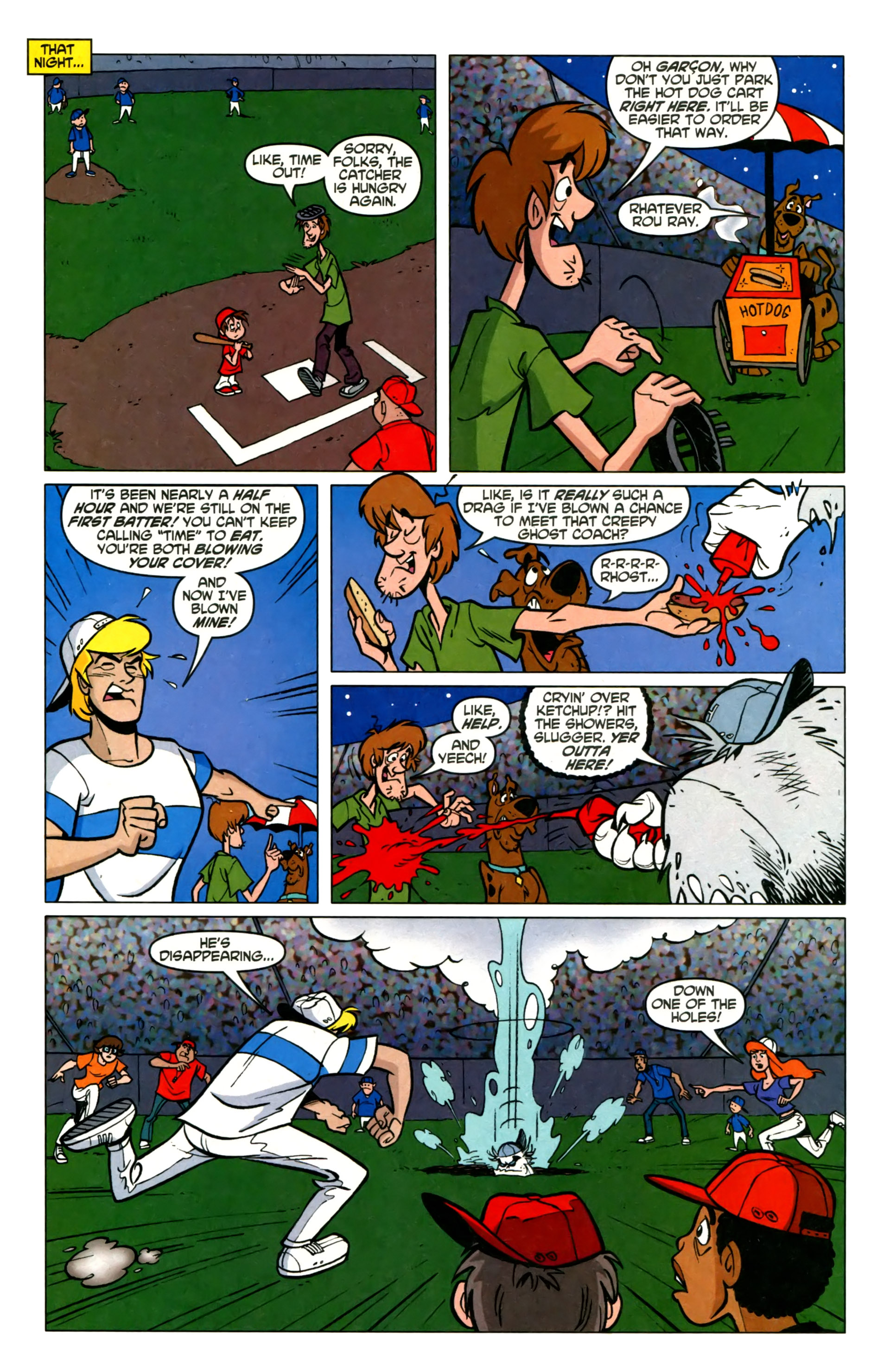 Read online Scooby-Doo (1997) comic -  Issue #108 - 28