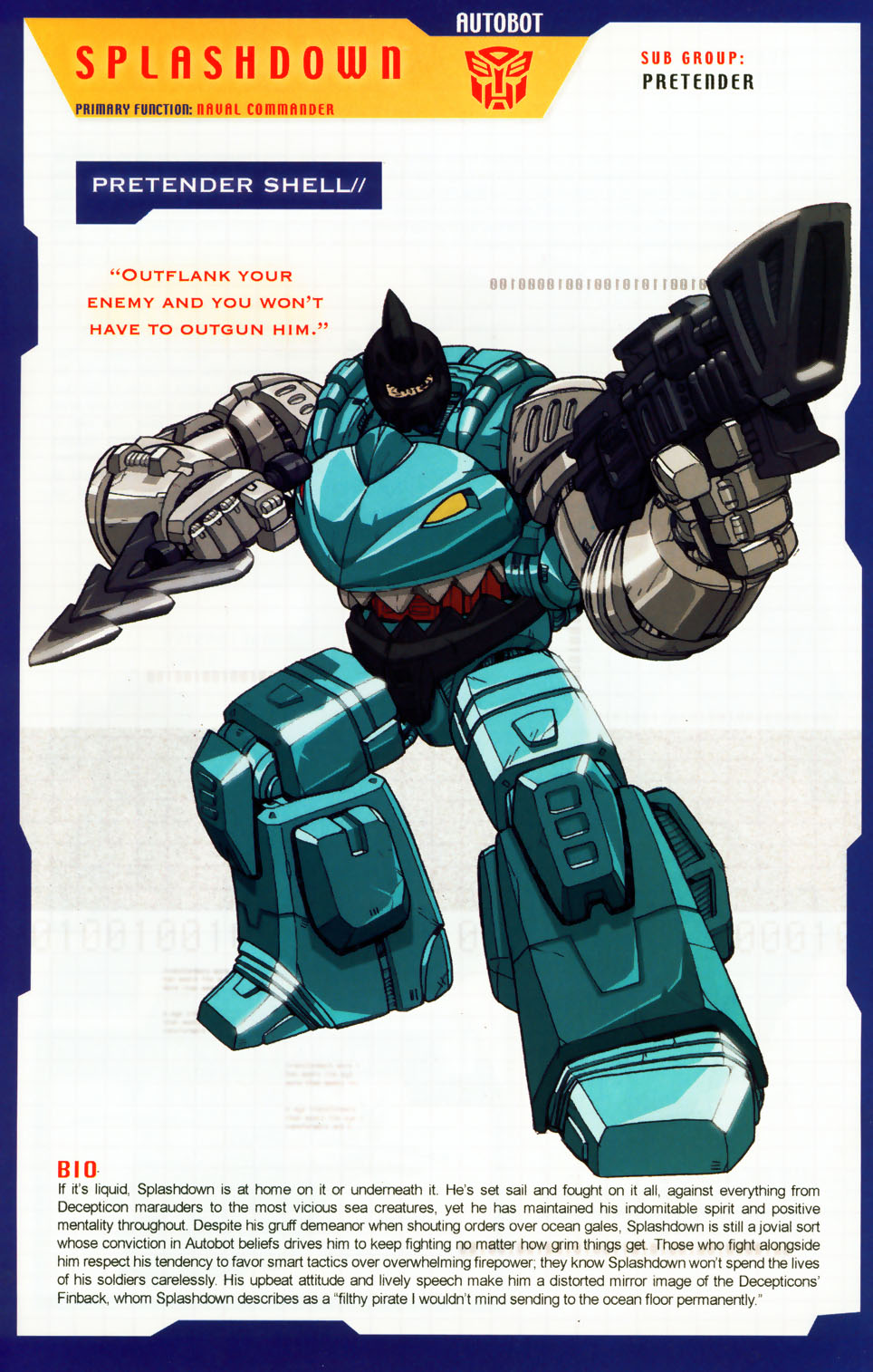 Read online Transformers: More than Meets the Eye comic -  Issue #6 - 36