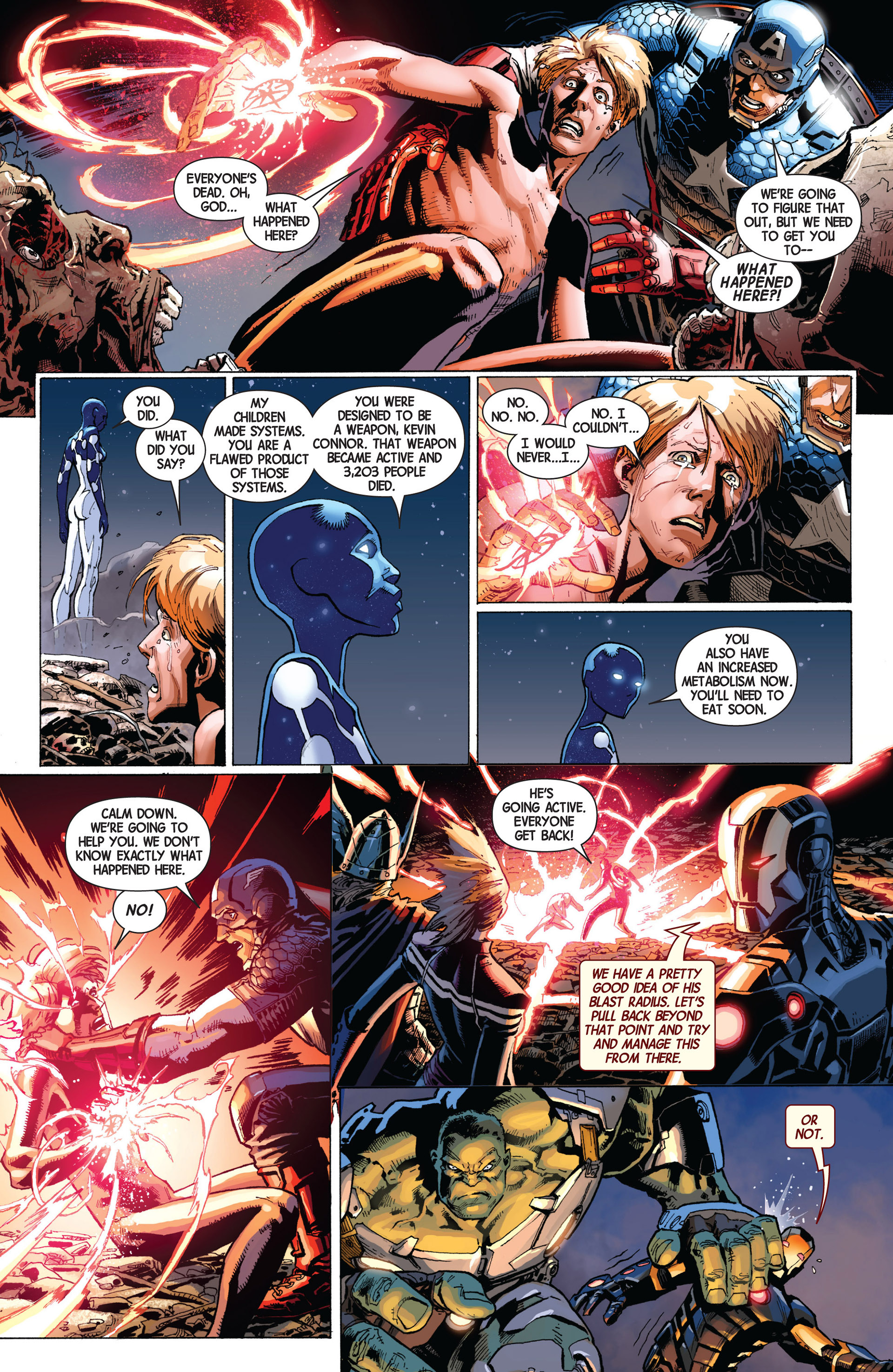 Read online Avengers (2013) comic -  Issue #8 - 8
