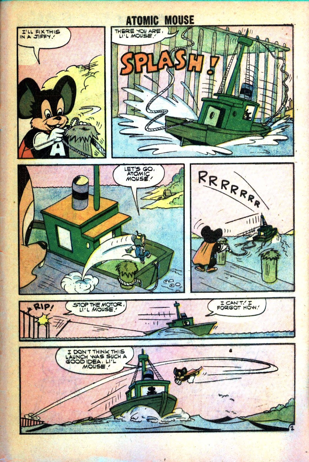 Atomic Mouse issue 29 - Page 23