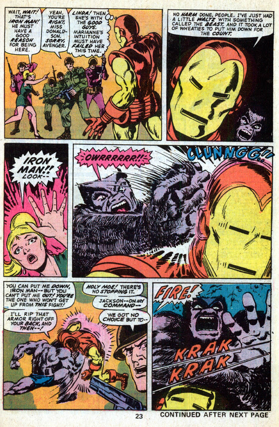 The Avengers (1963) 136 Page 14