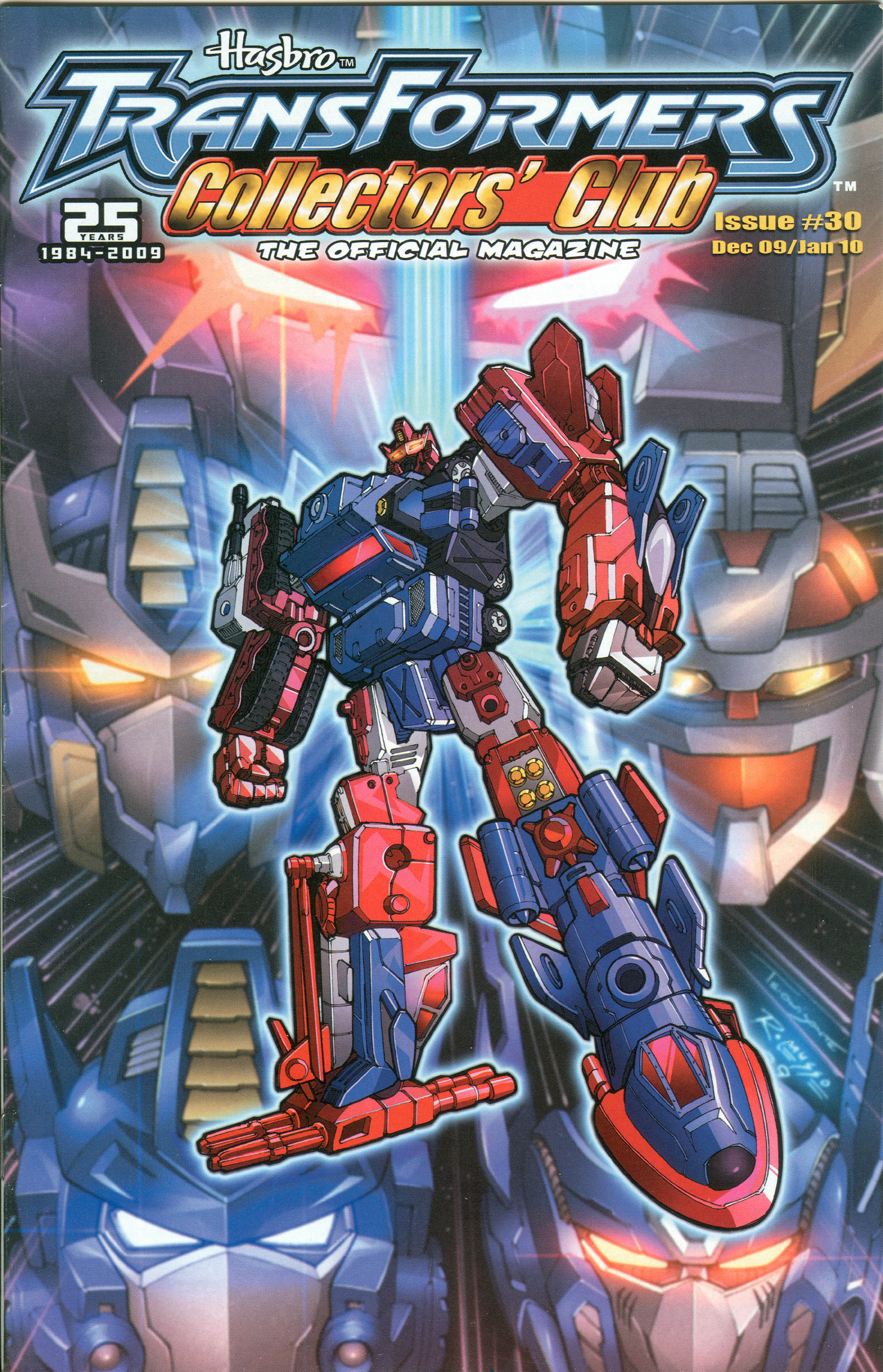 Read online Transformers: Collectors' Club comic -  Issue #30 - 1