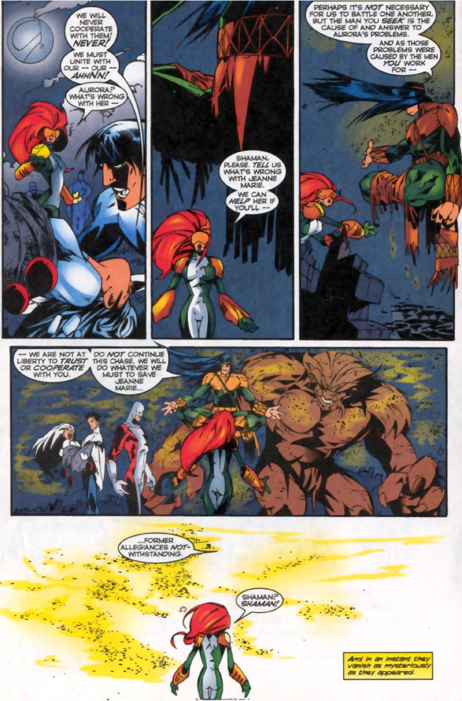 Read online Alpha Flight (1997) comic -  Issue #19 - 10