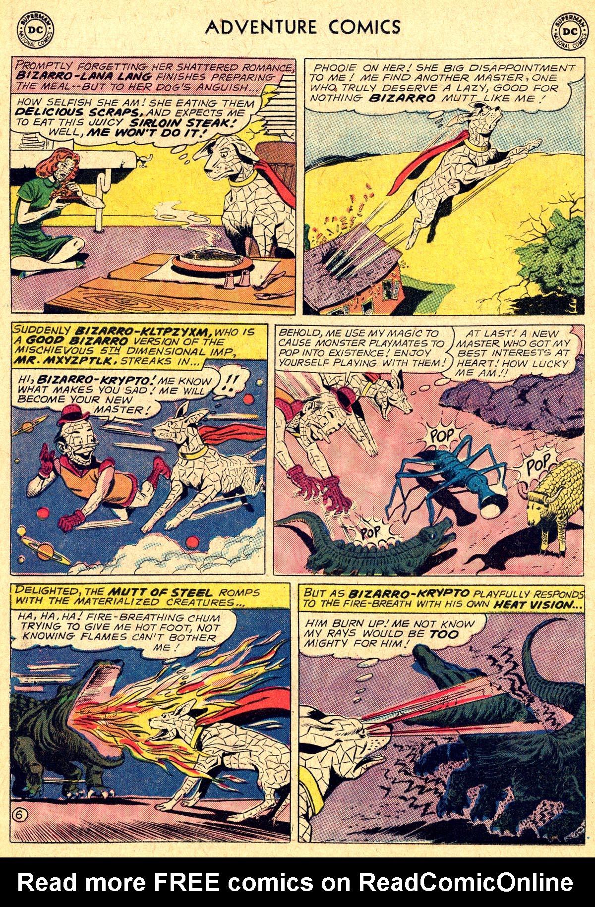 Read online Adventure Comics (1938) comic -  Issue #294 - 24