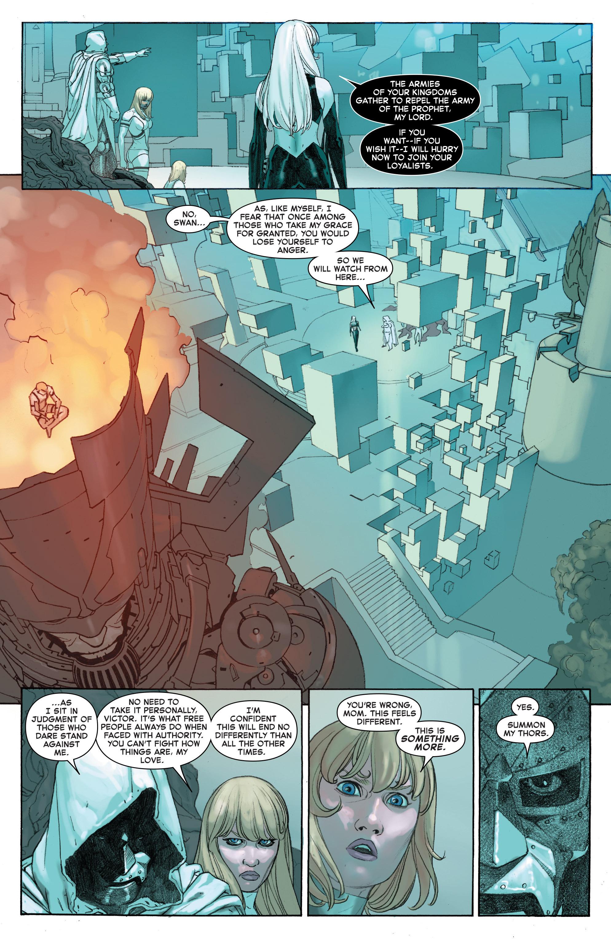 Read online Secret Wars comic -  Issue #7 - 6