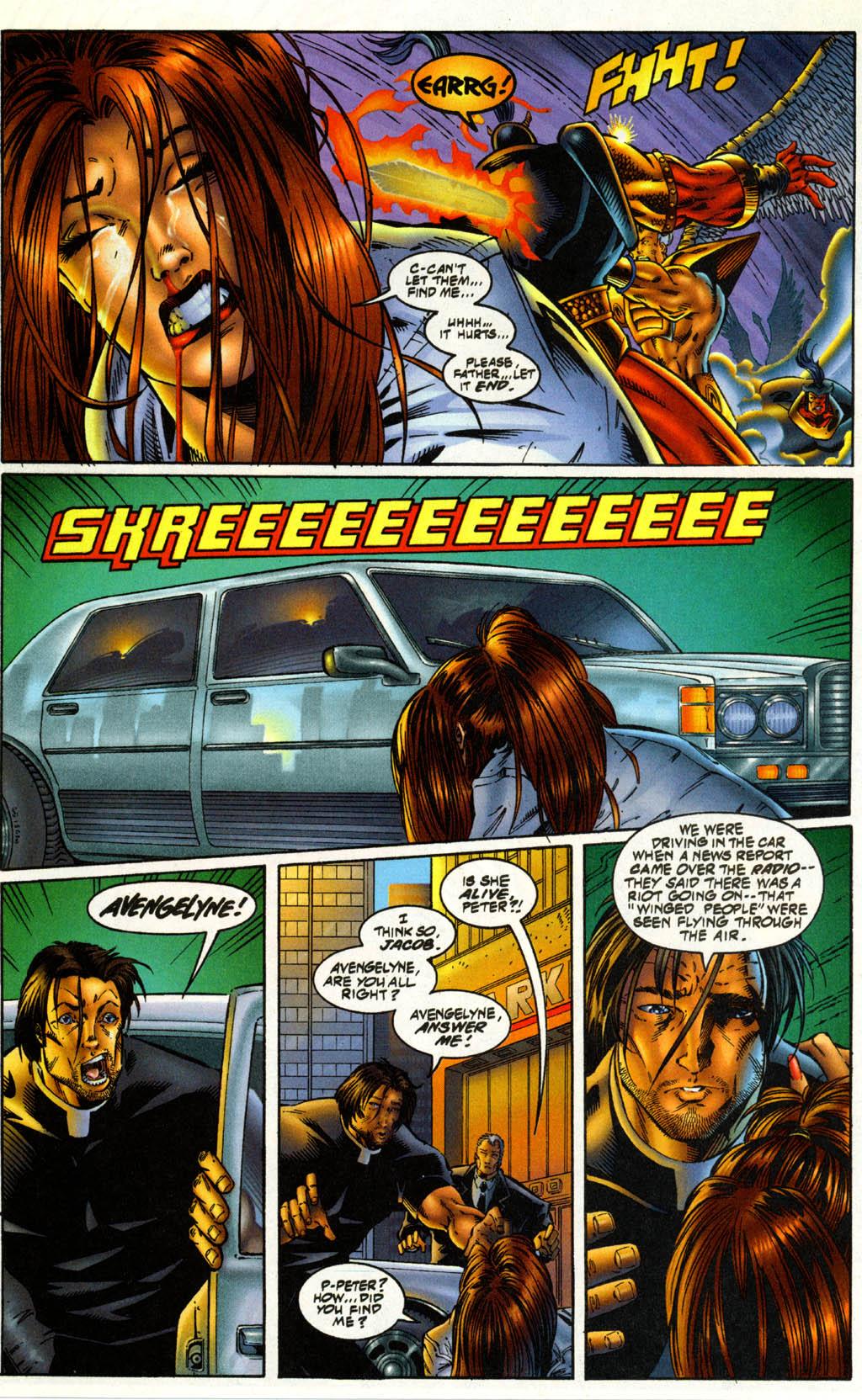 Read online Avengelyne (1996) comic -  Issue #3 - 8