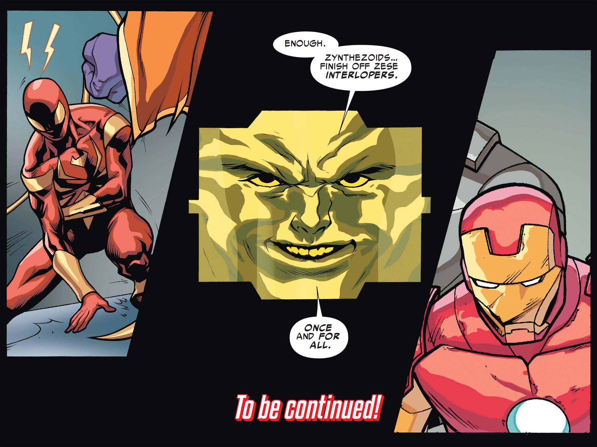 Read online Ultimate Spider-Man (Infinite Comics) (2016) comic -  Issue #4 - 52