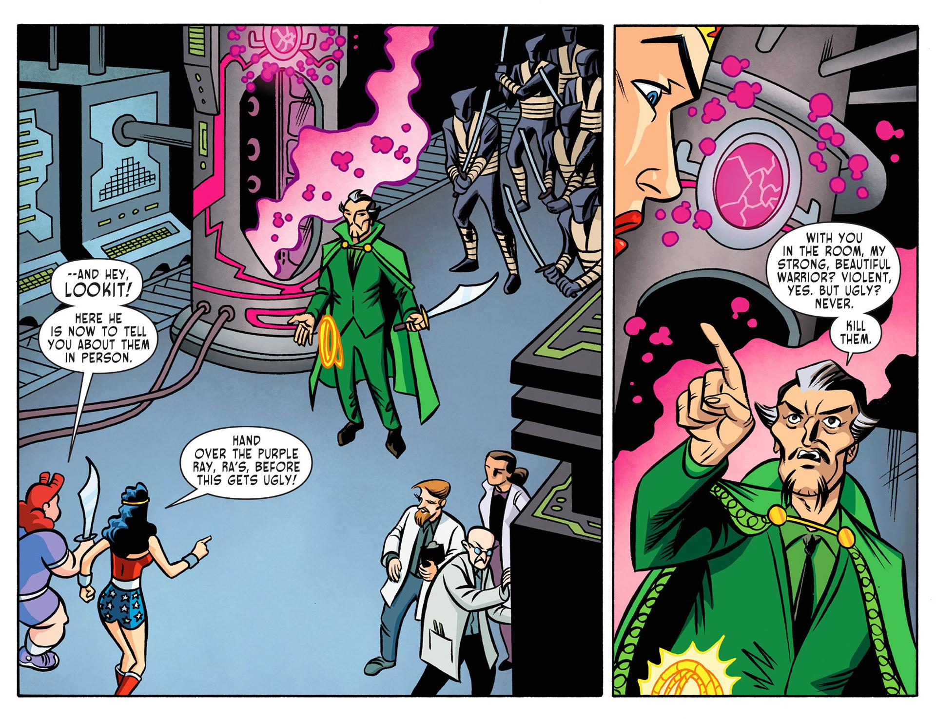 Read online Sensation Comics Featuring Wonder Woman comic -  Issue #8 - 15
