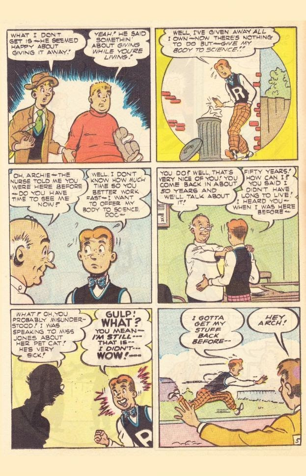Archie Comics issue 039 - Page 14