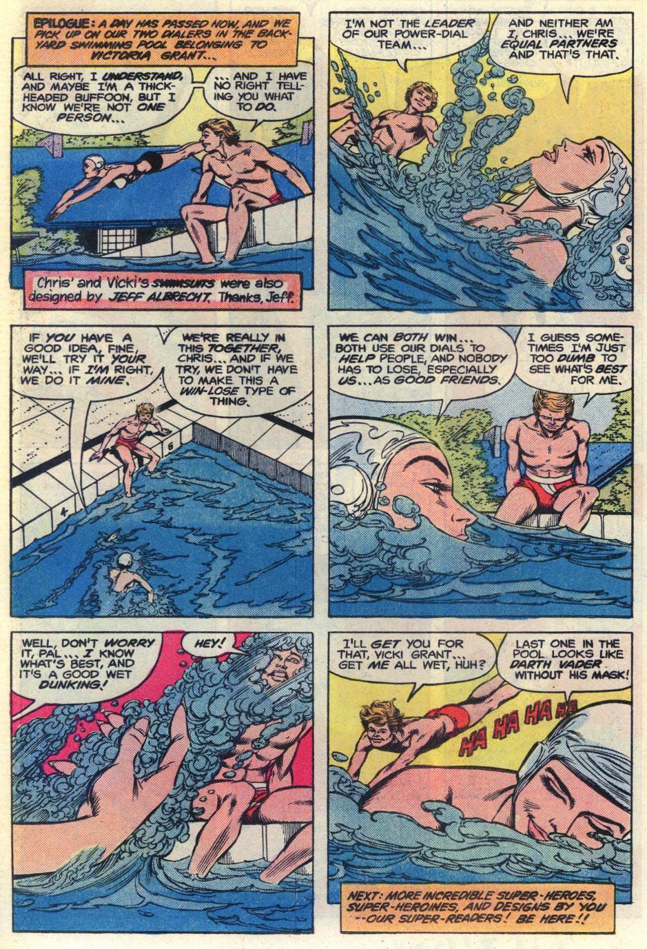 Read online Adventure Comics (1938) comic -  Issue #487 - 20
